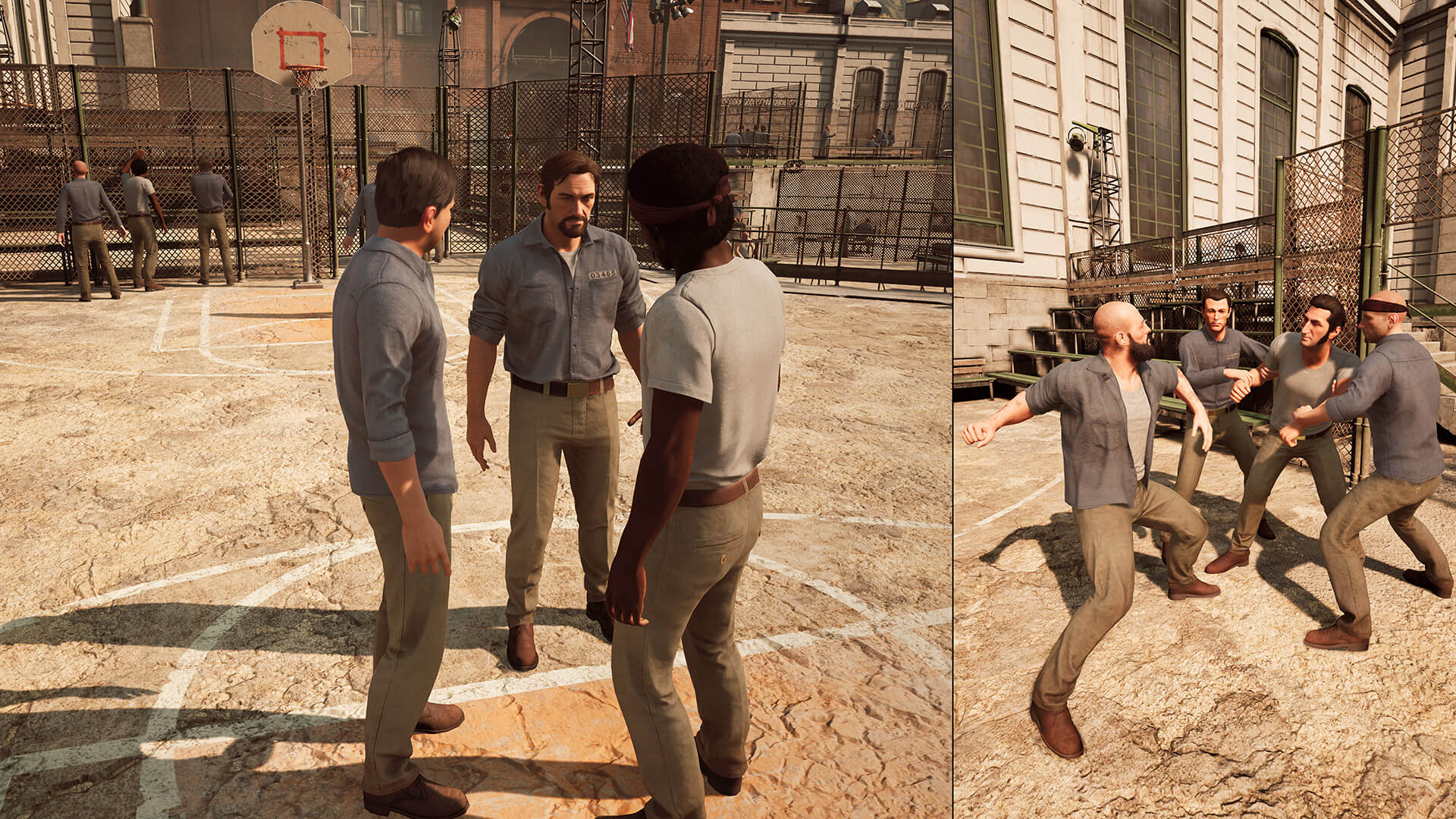 a way out hikayesi