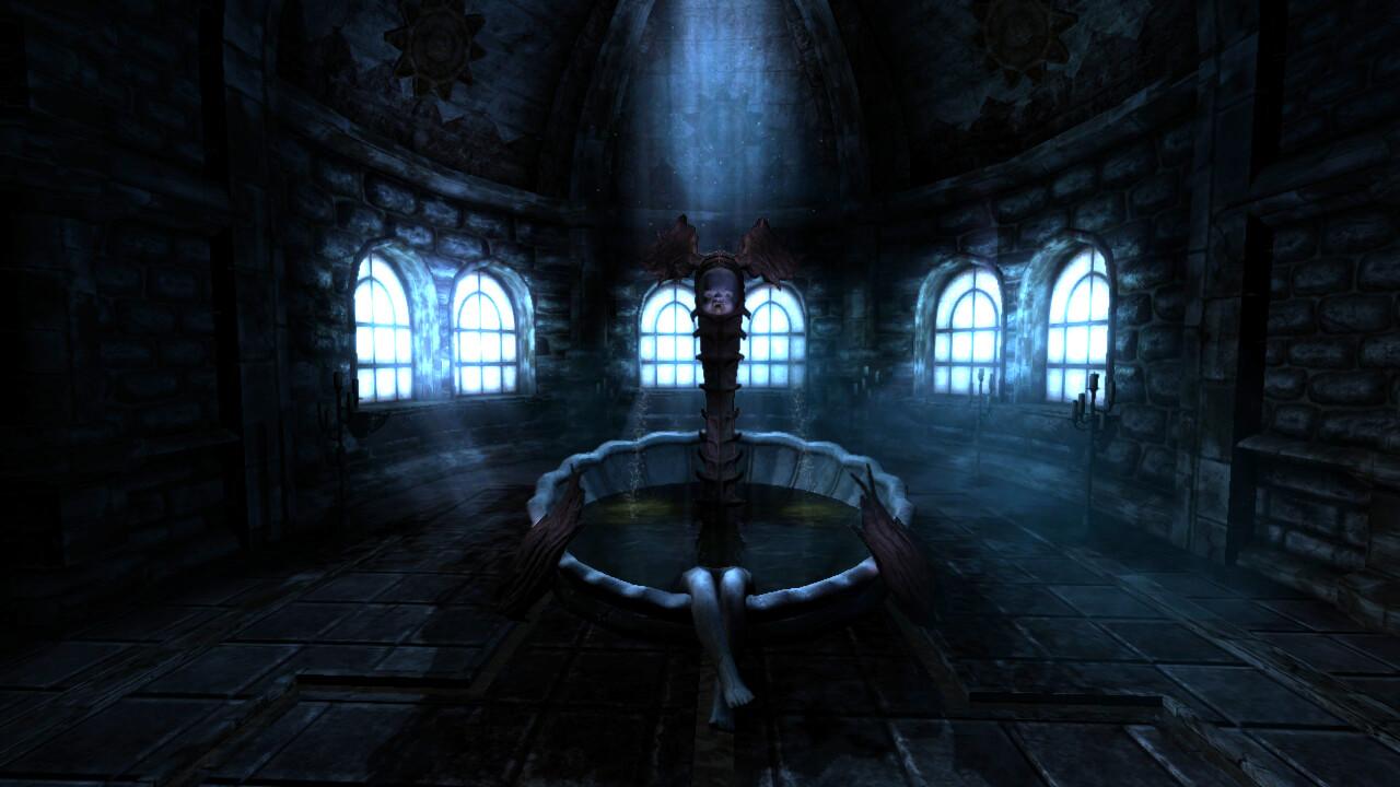 amnesia the dark descent hikaye