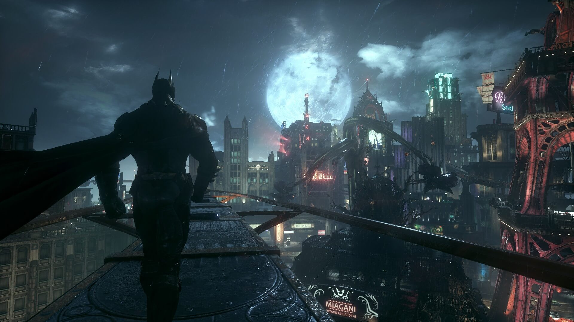 Batman arkham knight oyun inceleme