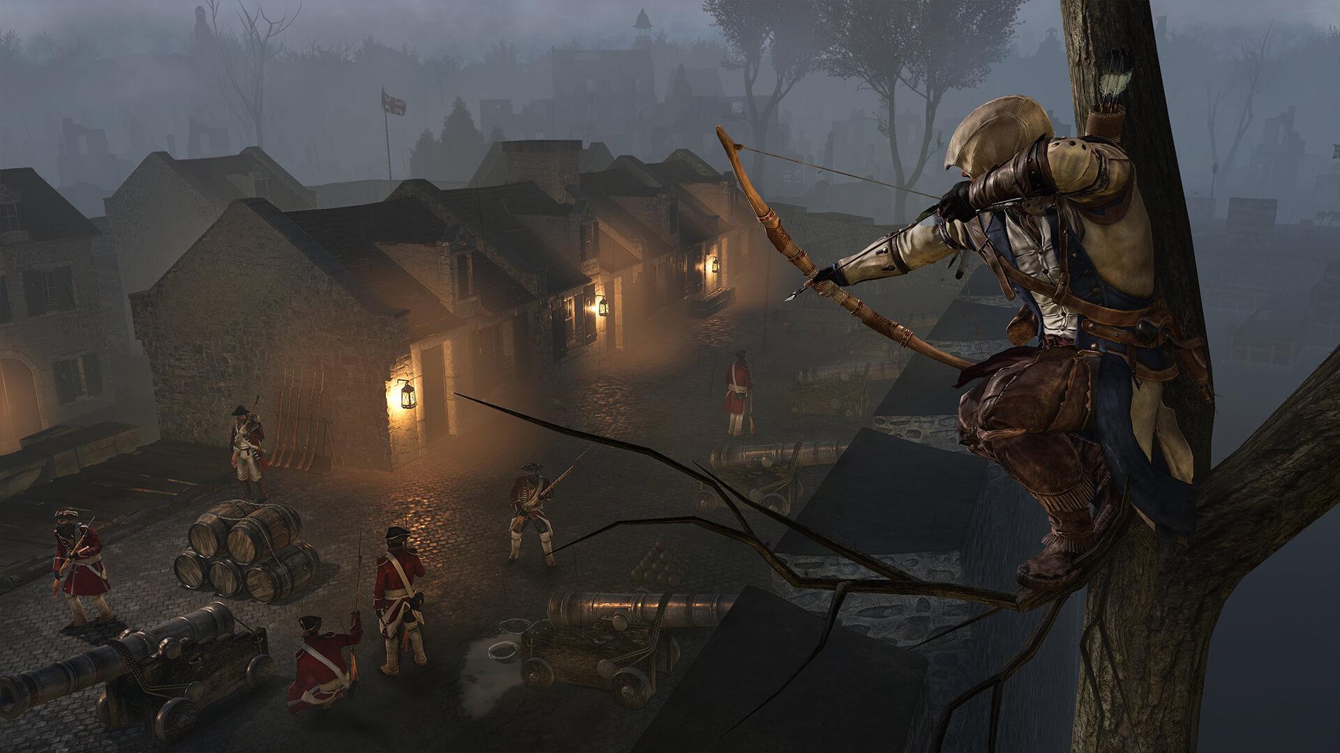 assassin's creed 3 oyun hikaye