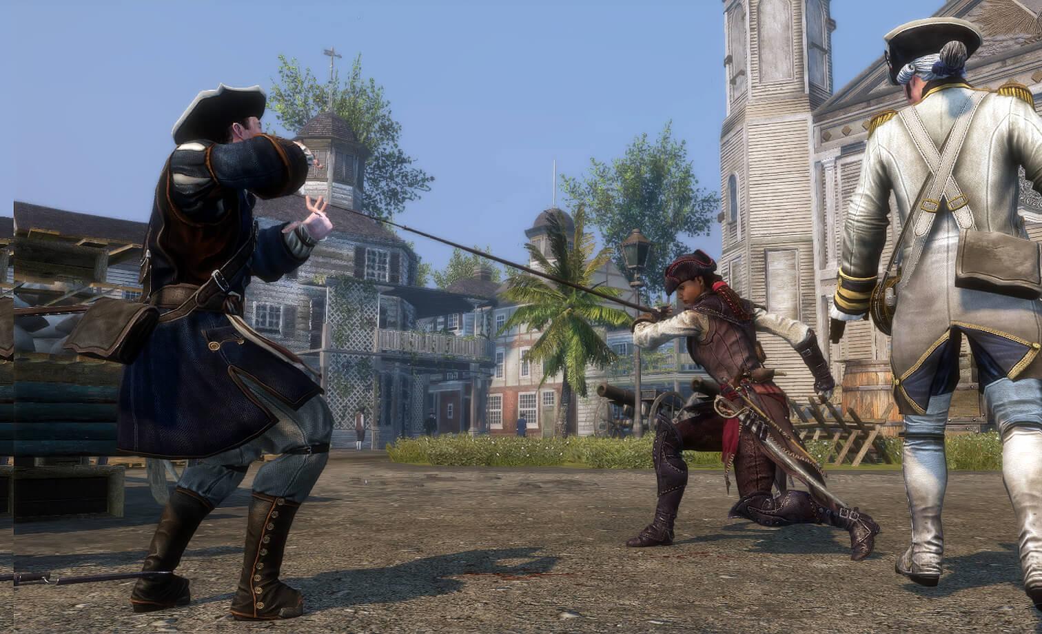 Assassin's Creed III Liberation oyunu hikayesi