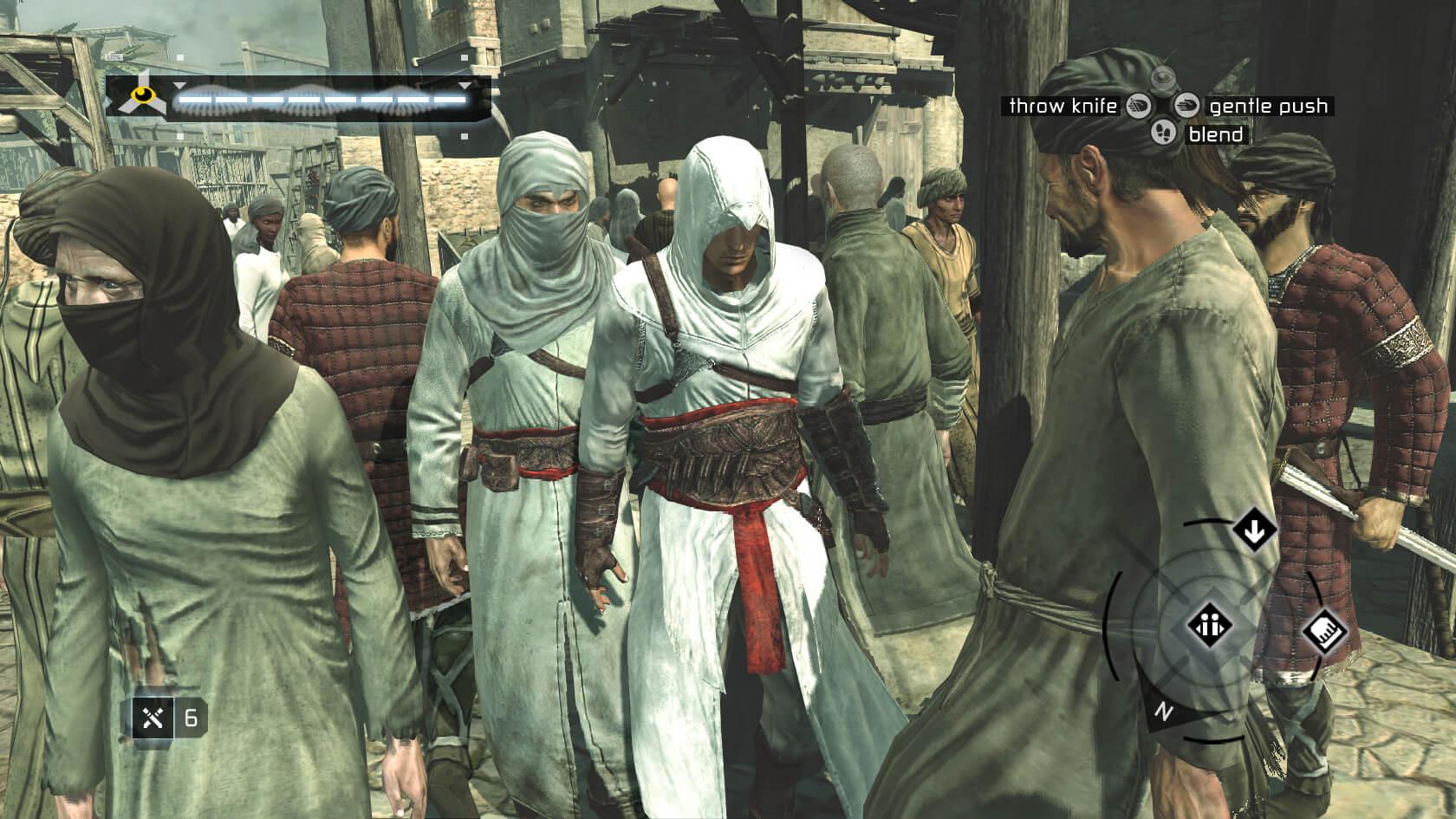assassin's creed hikayesi