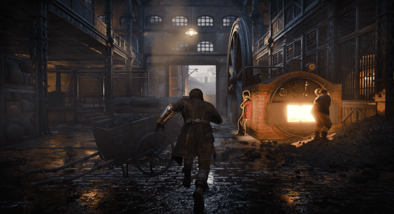 Assassin's Creed Syndicate hikaye