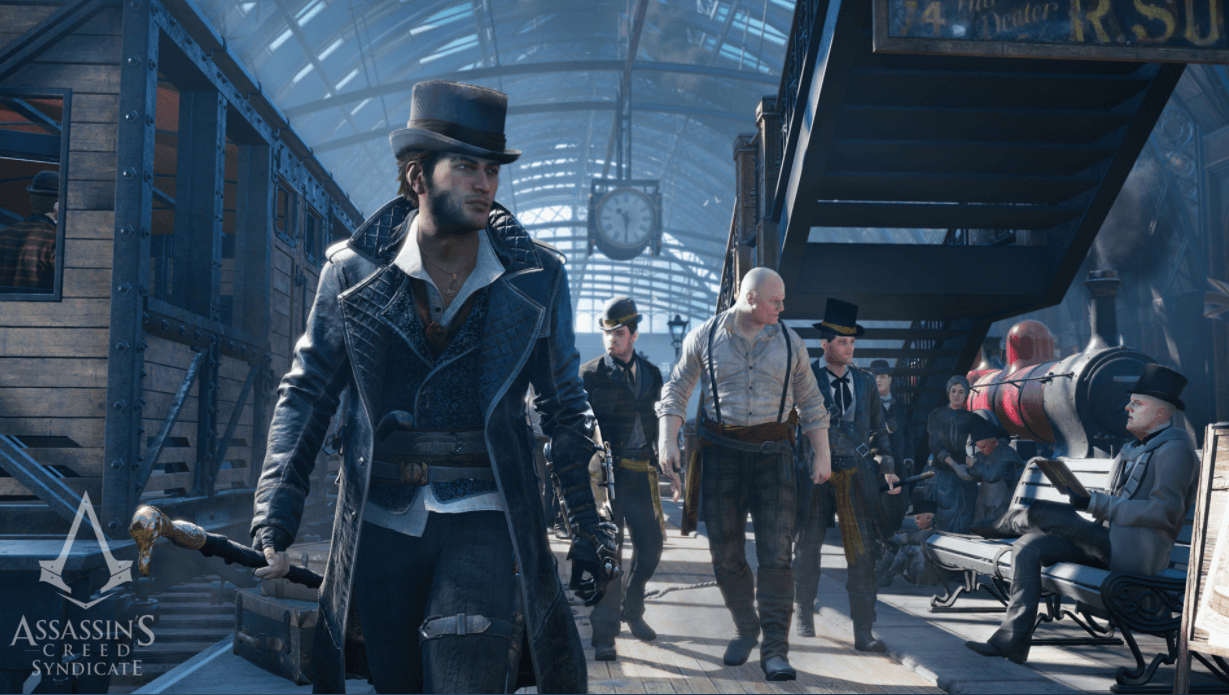 Assassin's Creed Syndicate hikayesi