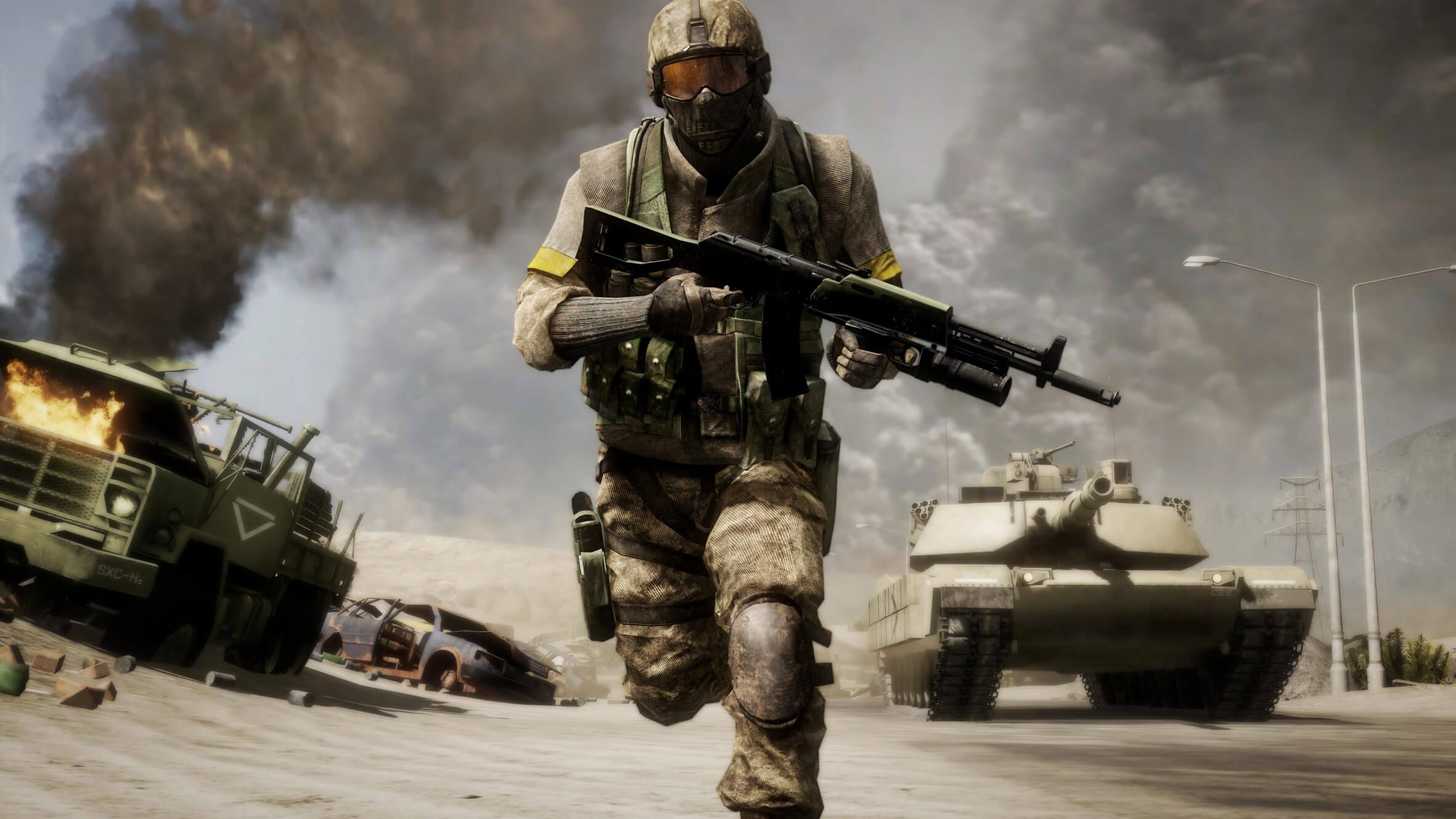 Battlefield serisi oyunları