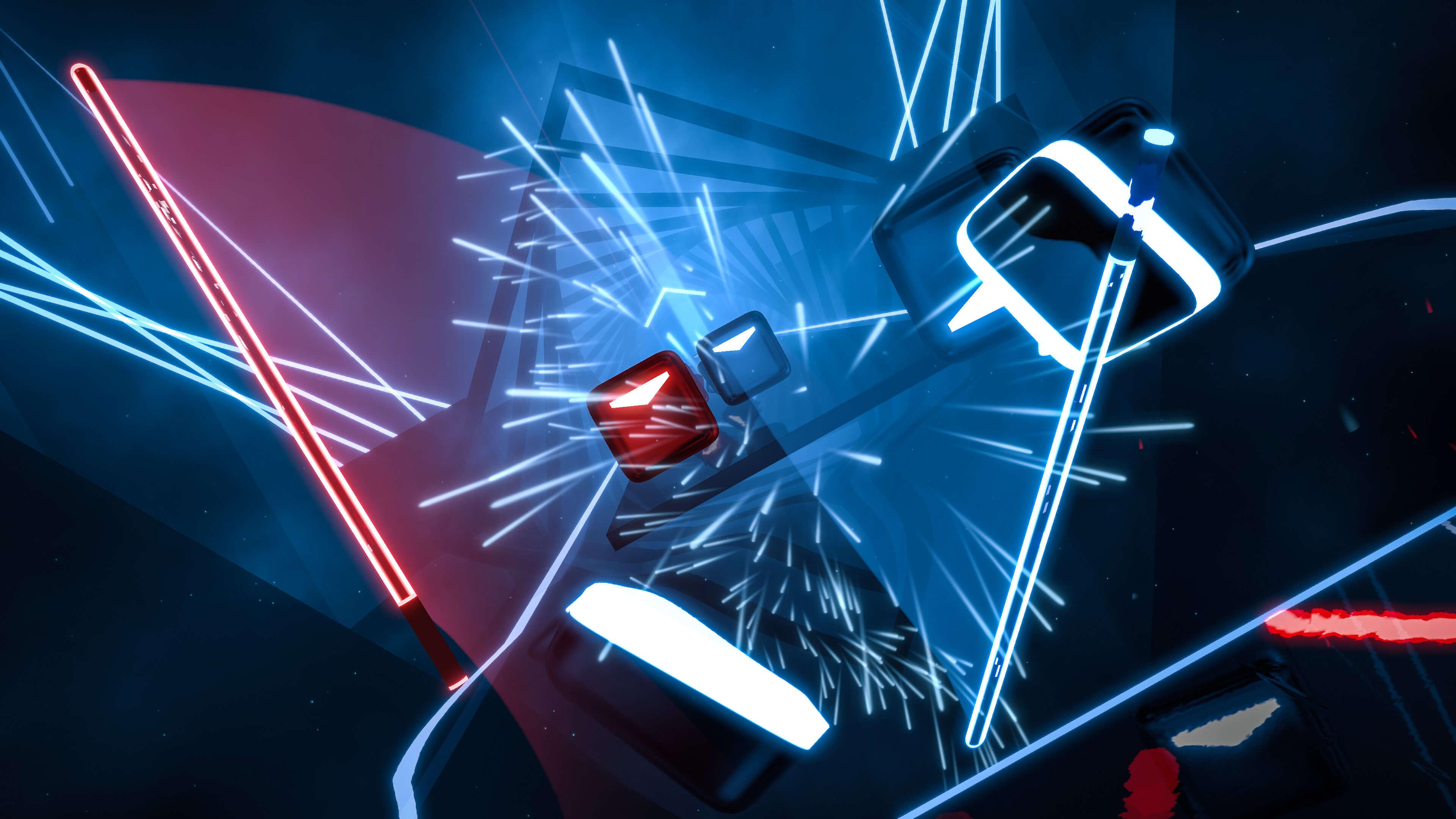 Beat saber en iyi VR Oyunları