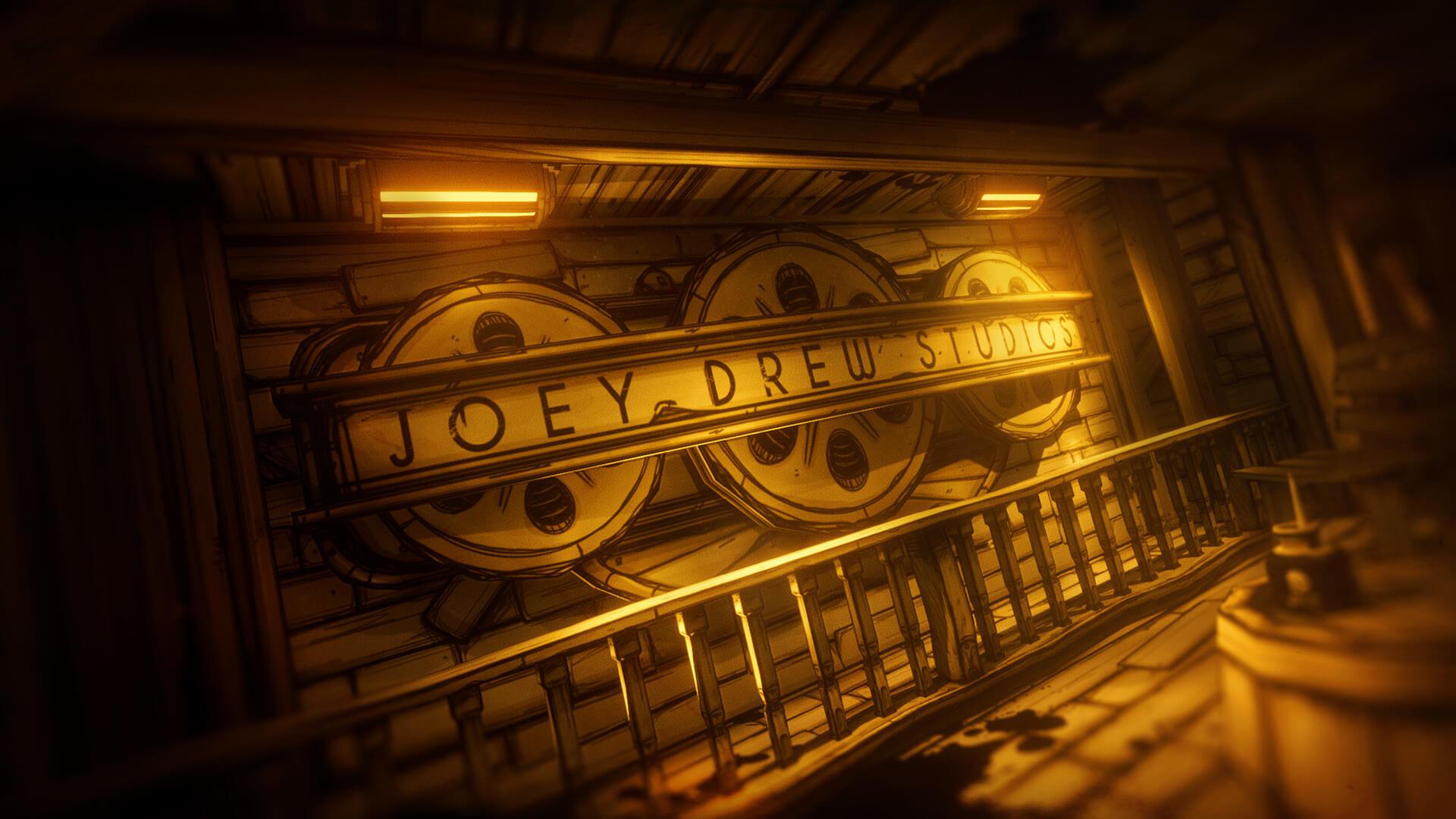 Bendy and the ink machine hikayeli oyun
