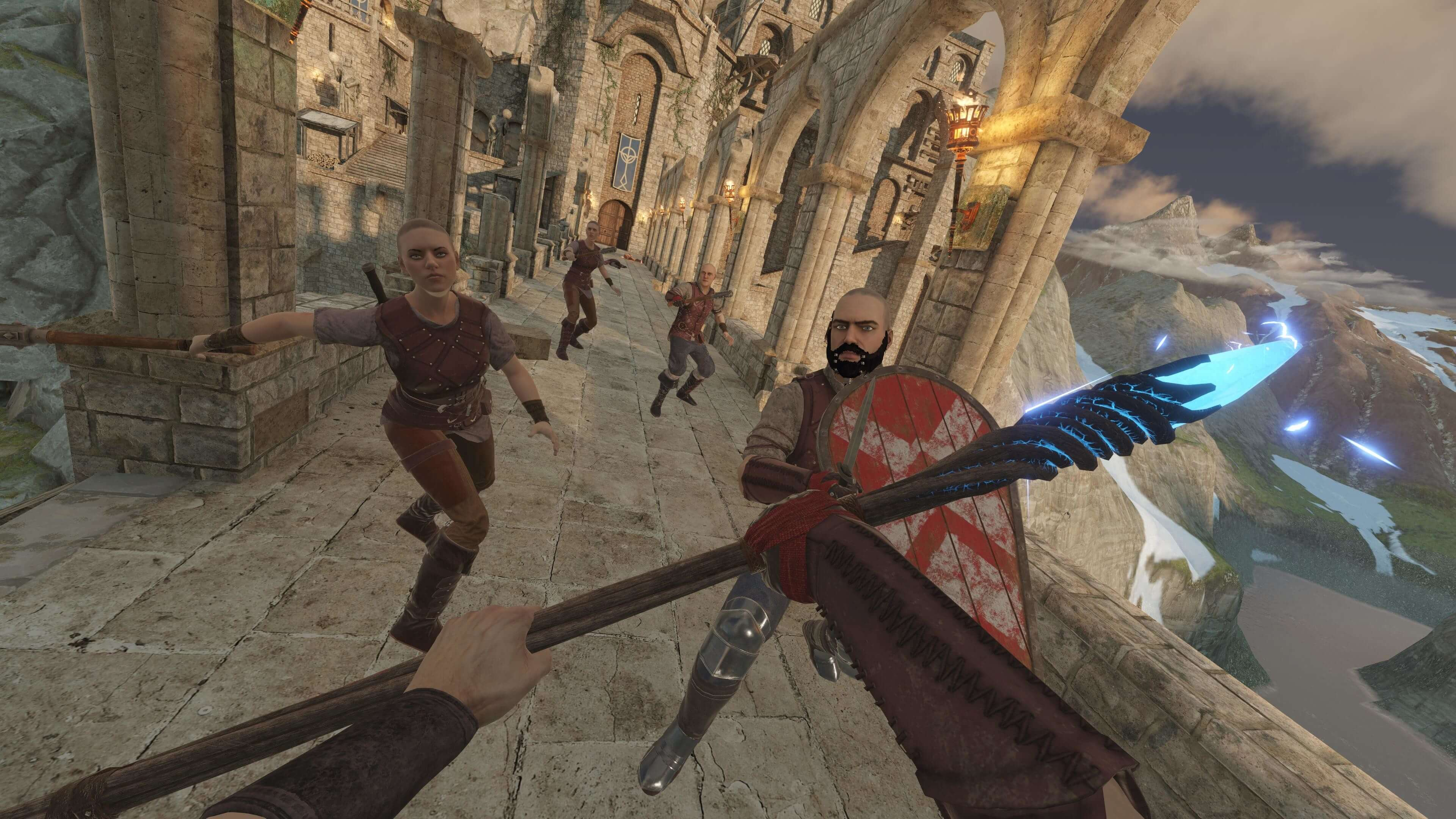 Blade and sorcery en iyi VR oyunu