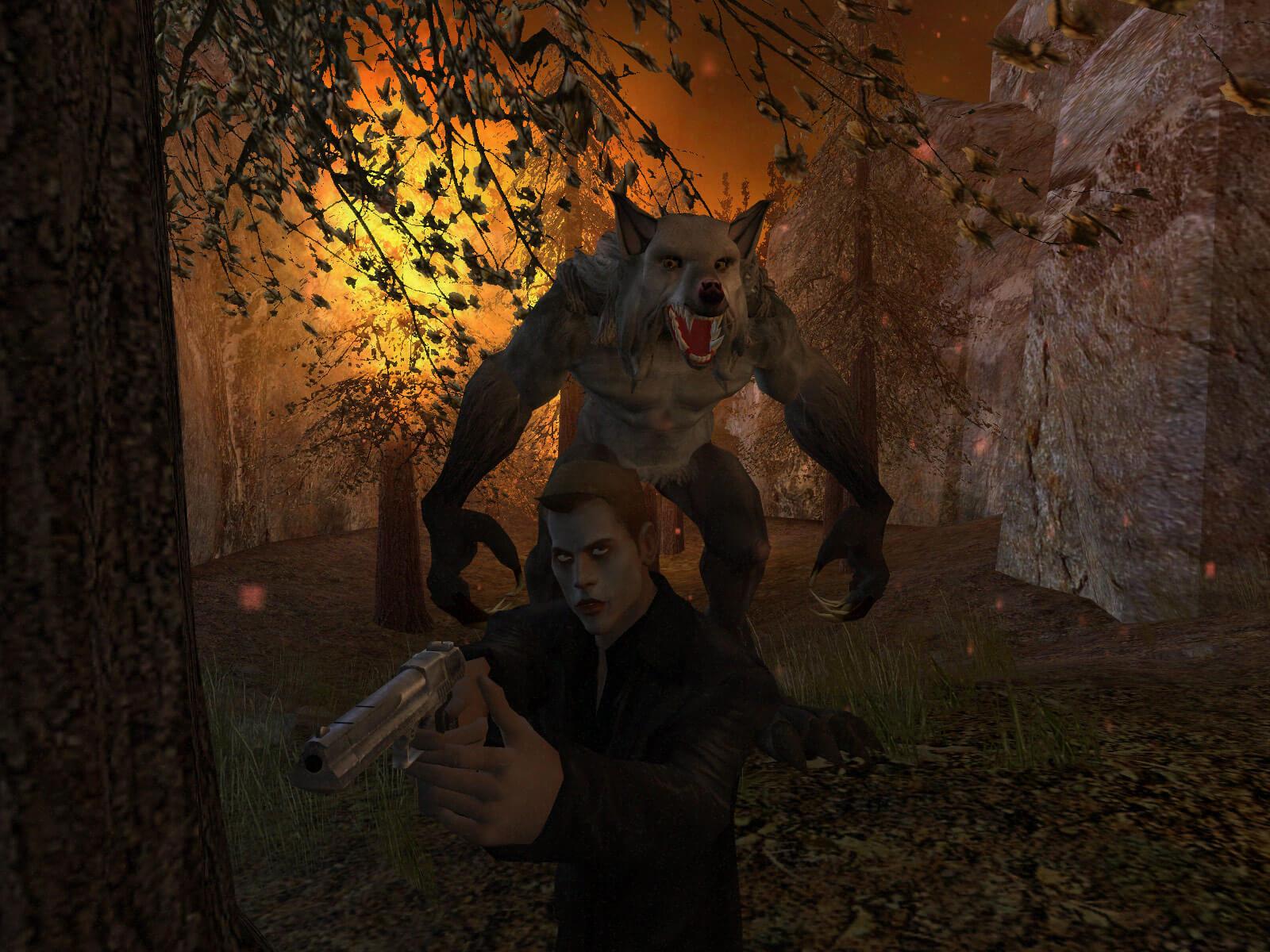 Vampire: The Masquerade - Bloodlines (Werewolf)