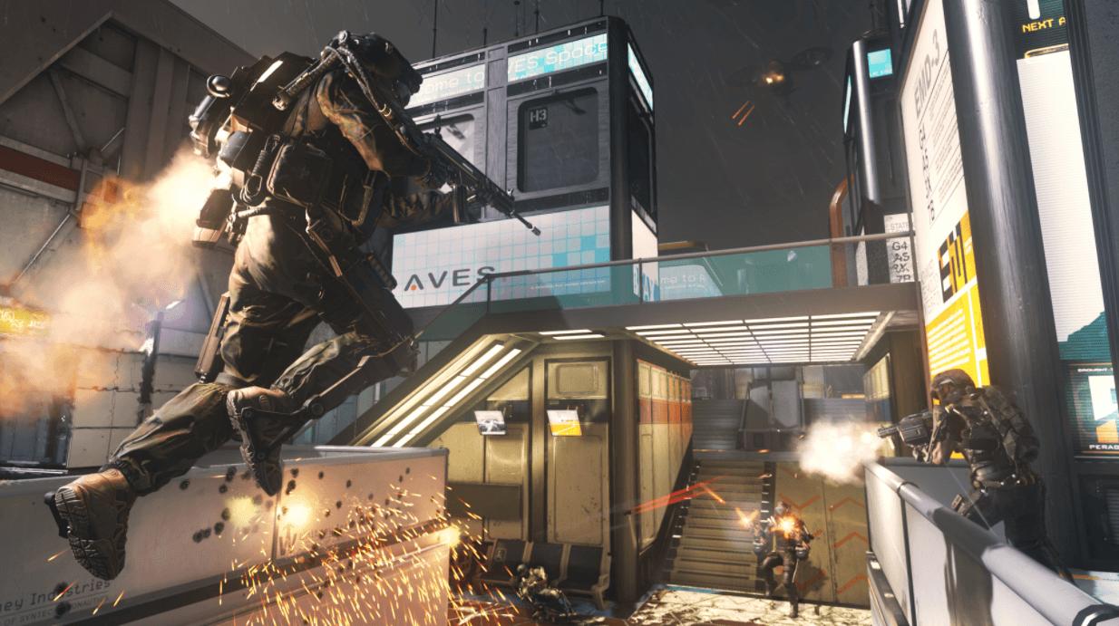 Call of Duty Advanced Warfare hikaye