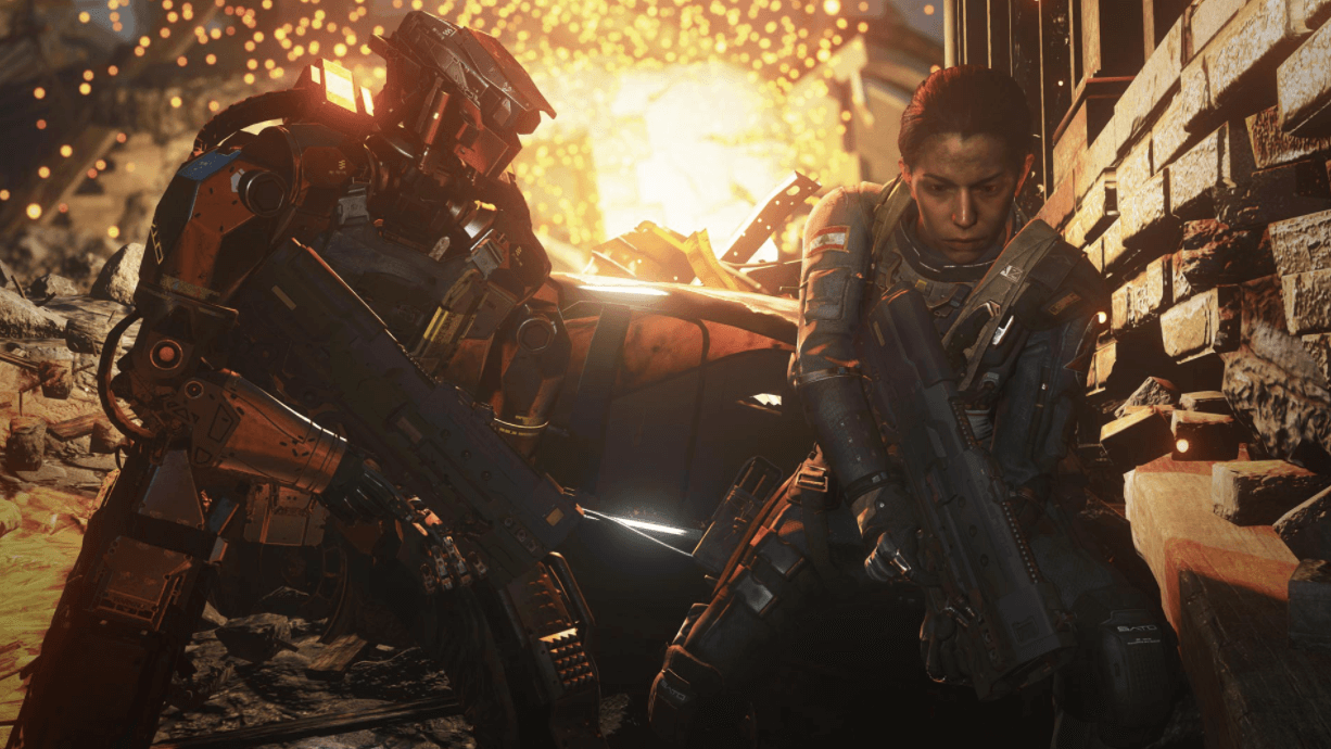 Call of Duty Infinite Warfare hikayesi