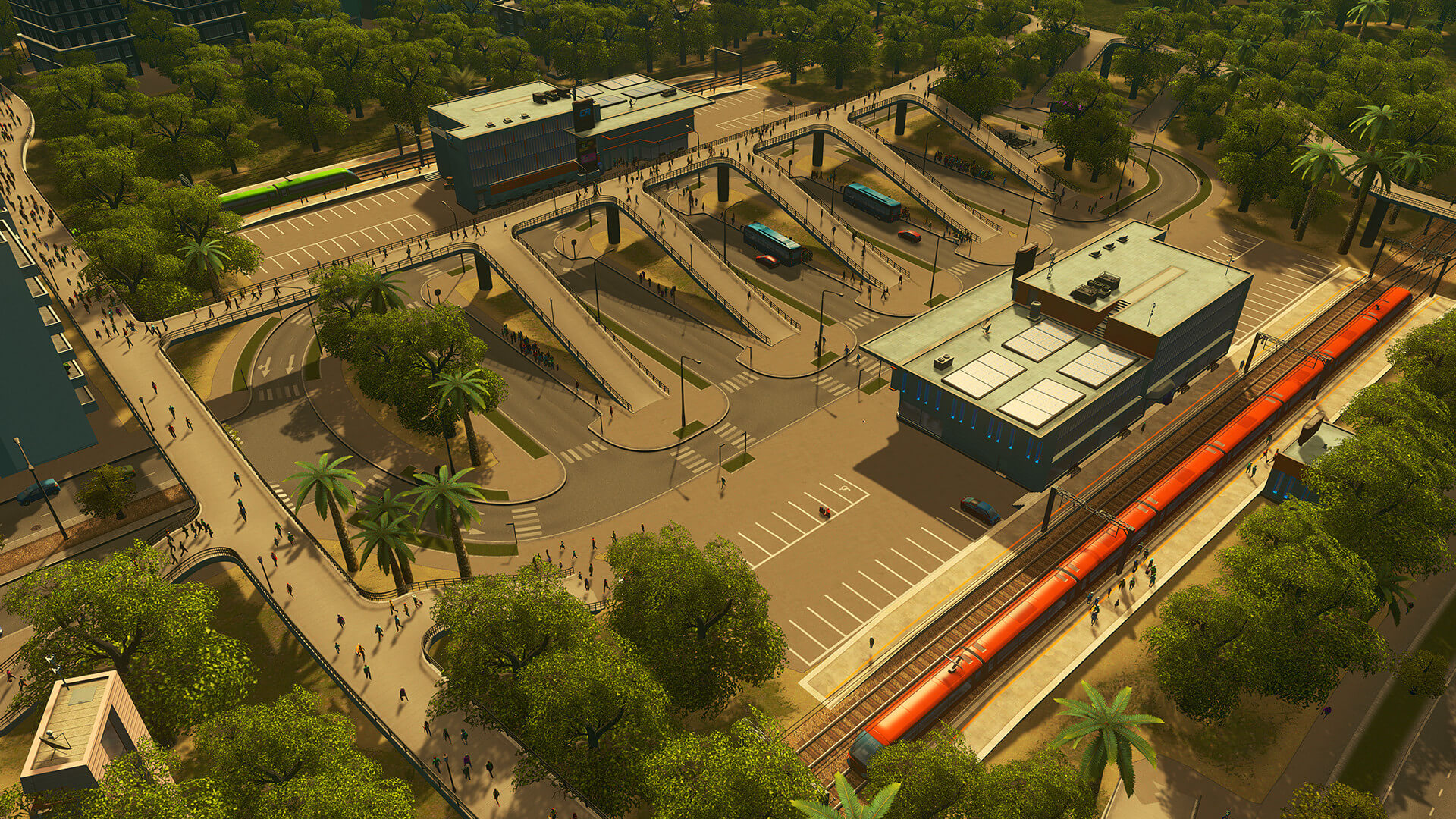 Cities skylines sandbox simülasyon oyun inceleme