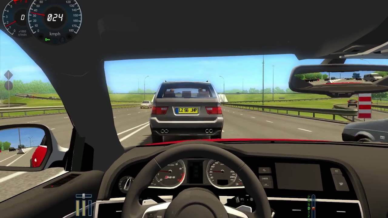 City Car Driving oyunu
