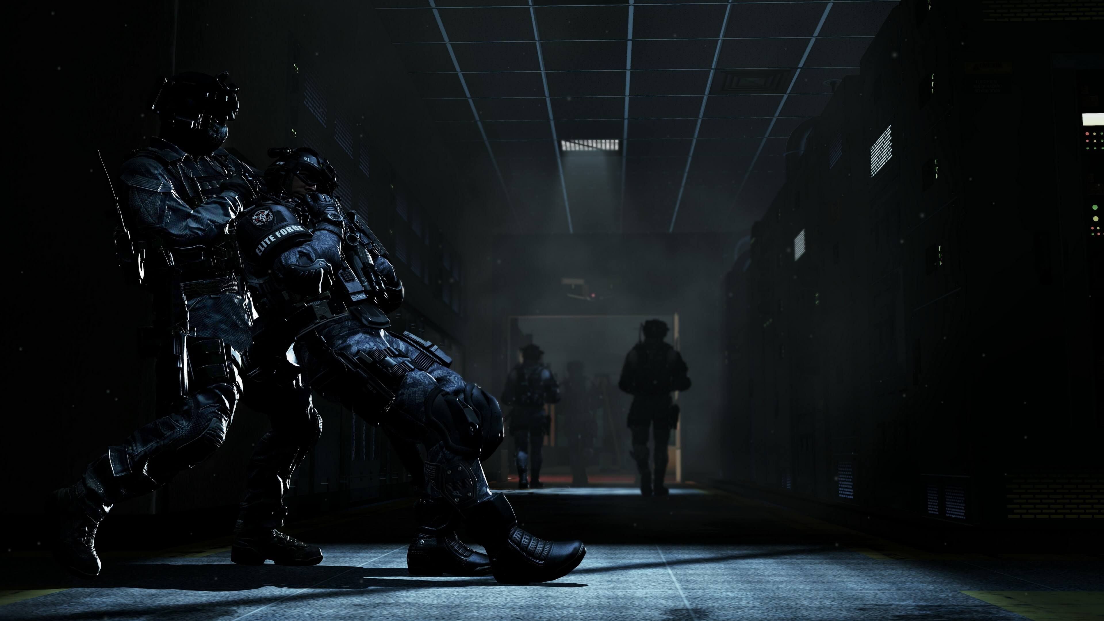 Call of Duty Ghosts hikaye