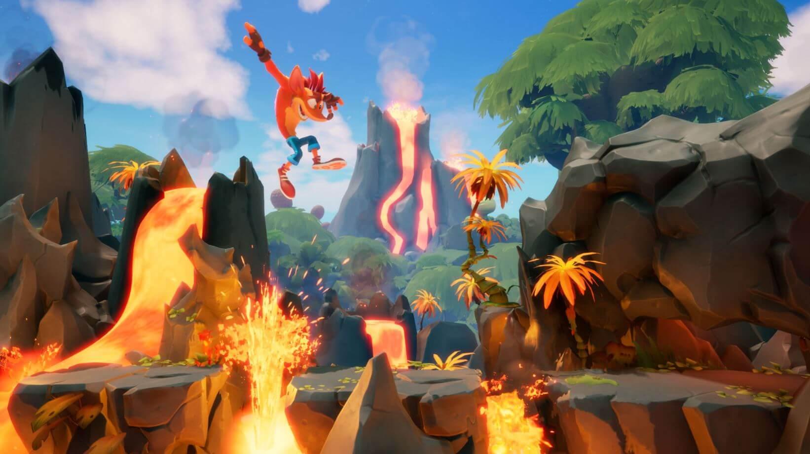 Crash bandicoot 4 gizli final oyun
