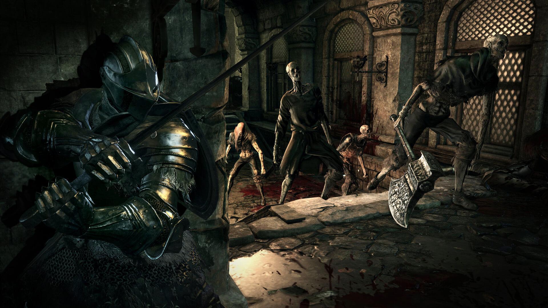 Dark souls 3 oyun