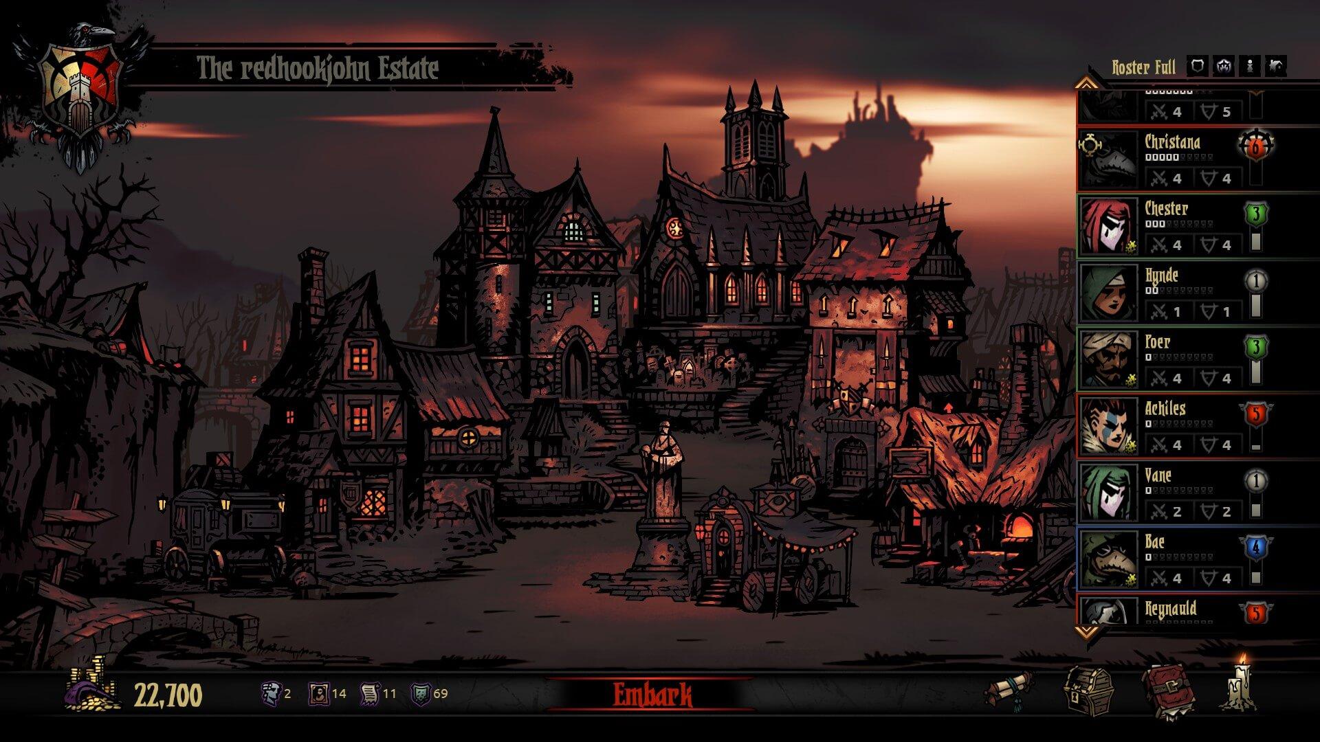 Darkest dungeon roguelike oyun steam inceleme