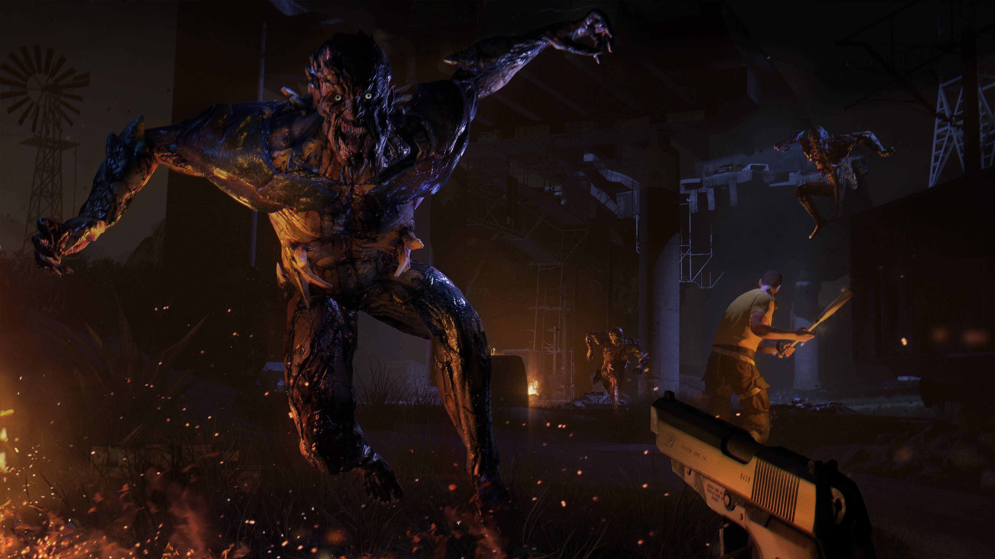 Dying light zombi oyunu pve oyun