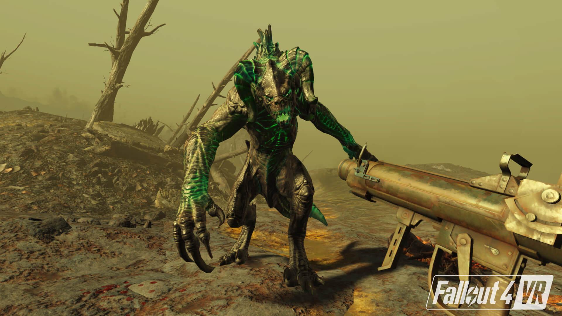 Fallout 4 VR Oyun