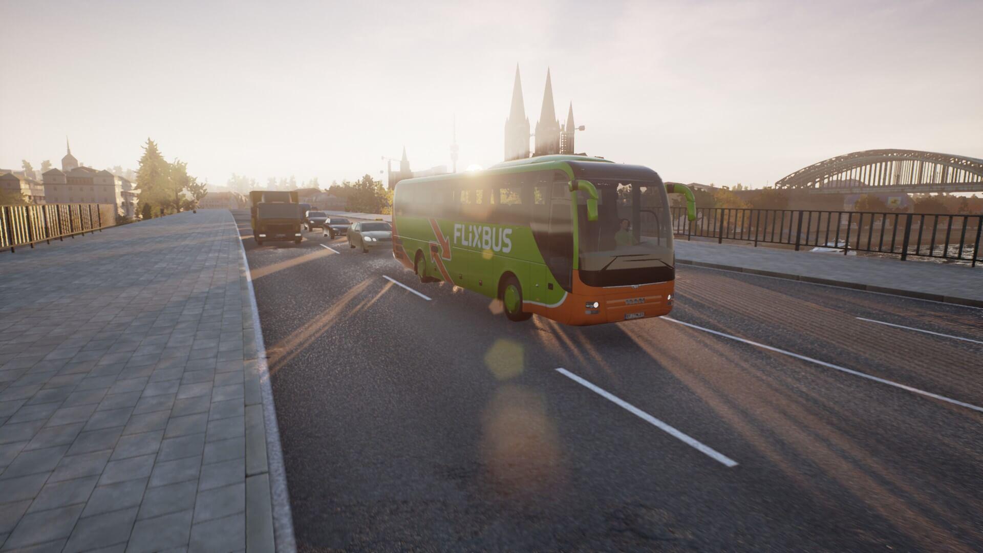 fernbus simulator steam