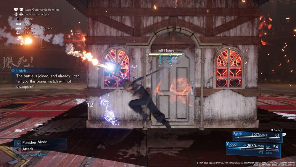 ff7 hell house