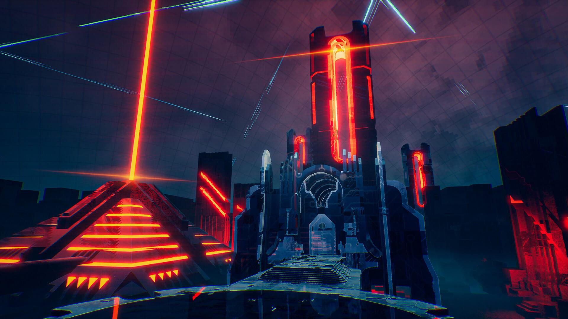 Ghostrunner oyun cyberpunk steam