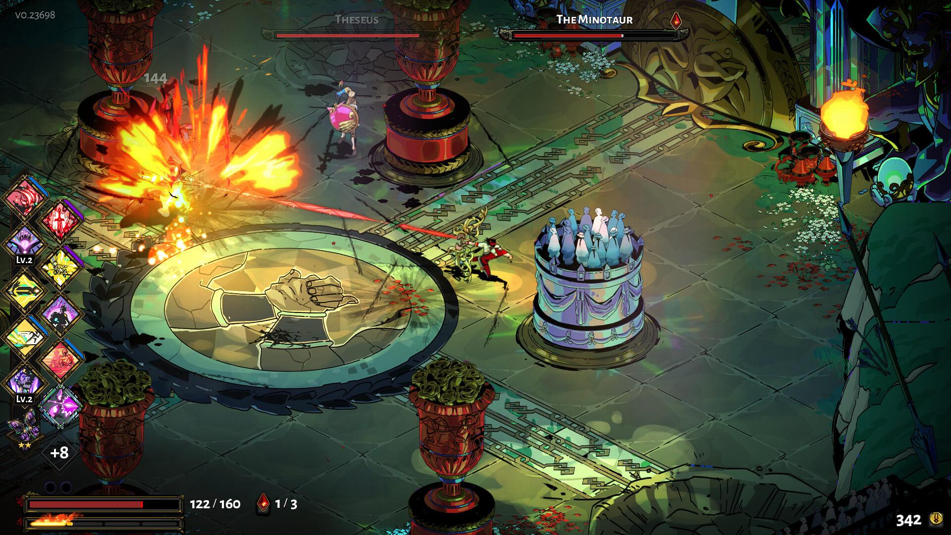 Hades oyun gizli final