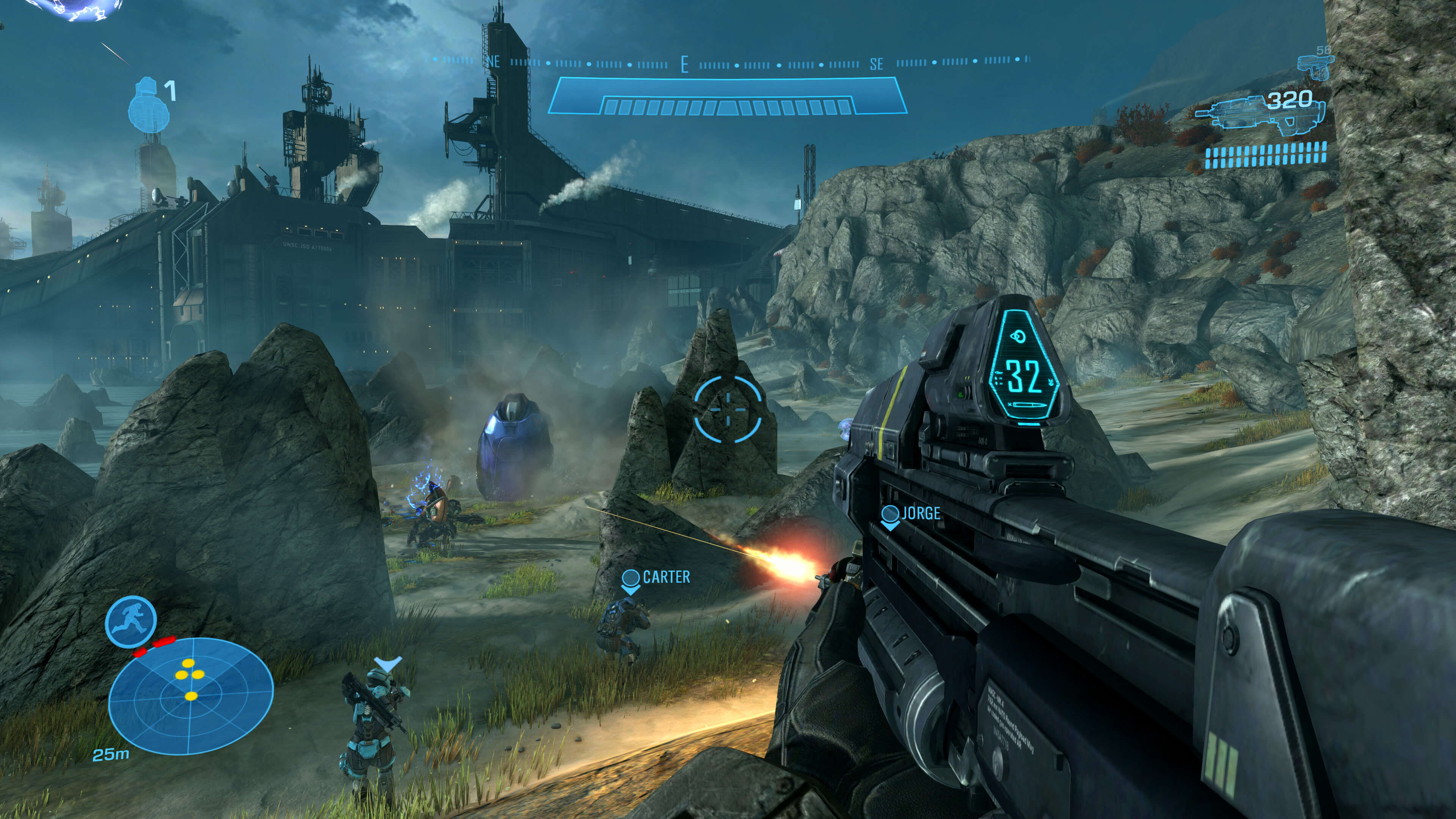 Halo fps oyunu the master chief collection steam