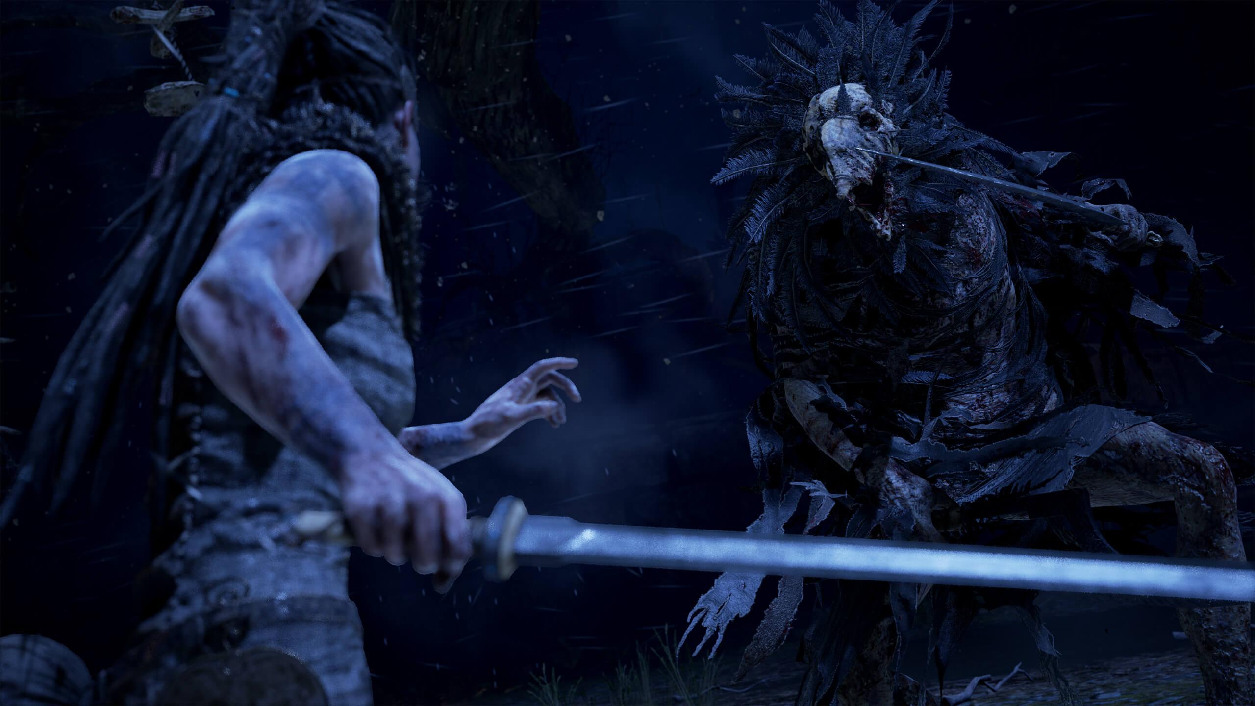 Hellblade's Senua oyun inceleme