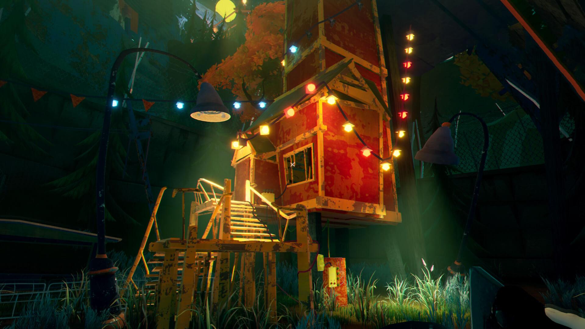 Hello guest hello neighbor 2 pre alpha oyun