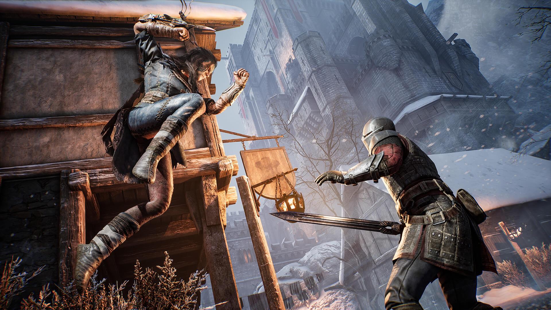 Hood outlaws legends oyun RPG PVPVE