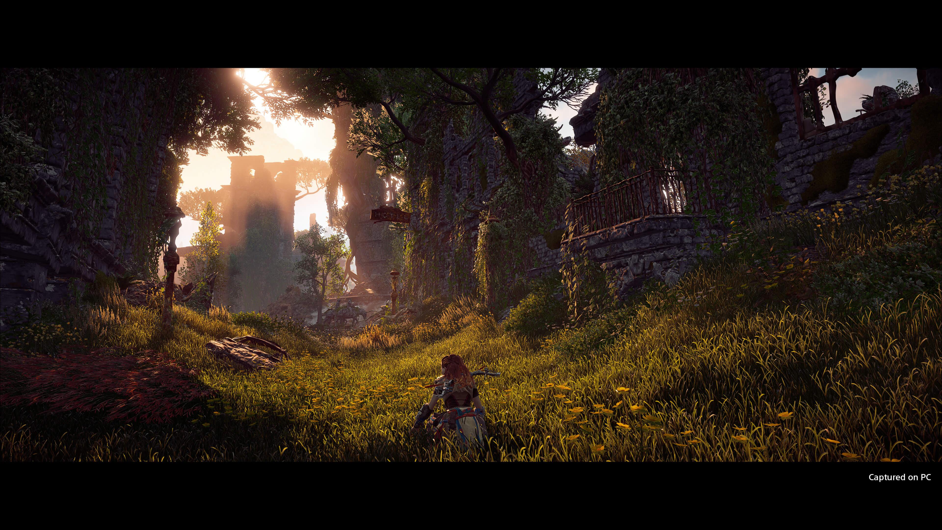 horizon zero dawn oyun inceleme steam