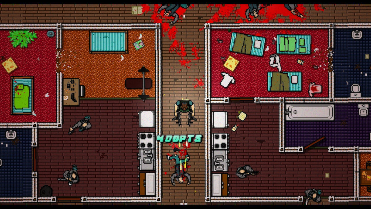 Hotline Miami & Hotline Miami 2: Wrong Number