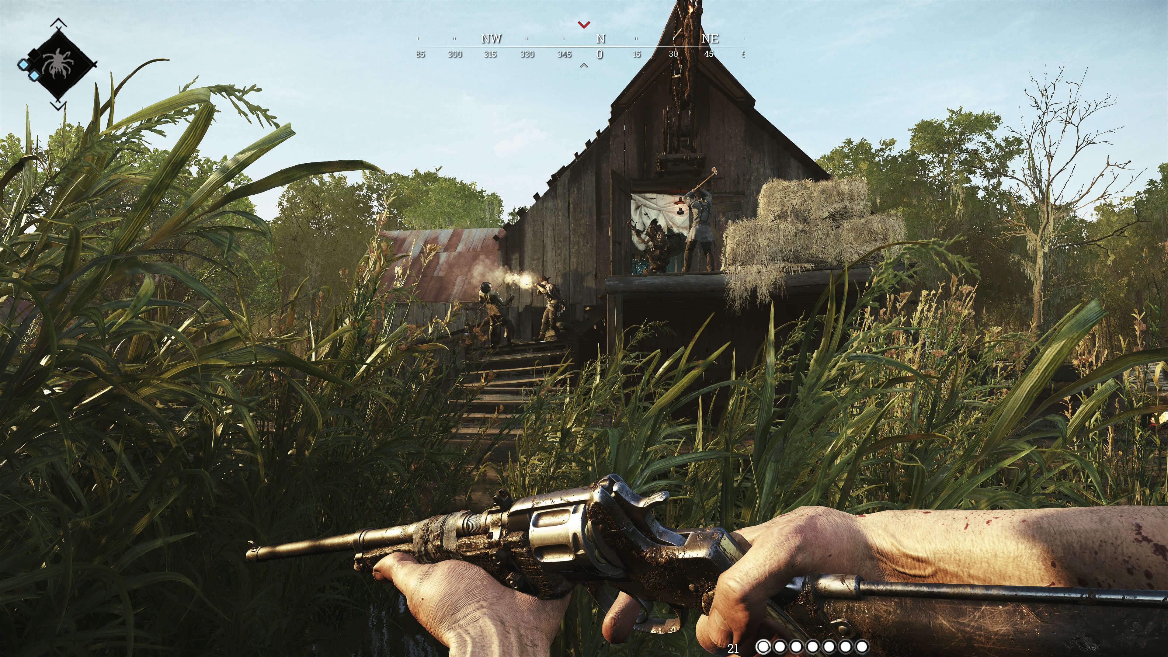 Hunt showdown fps oyunu inceleme steam