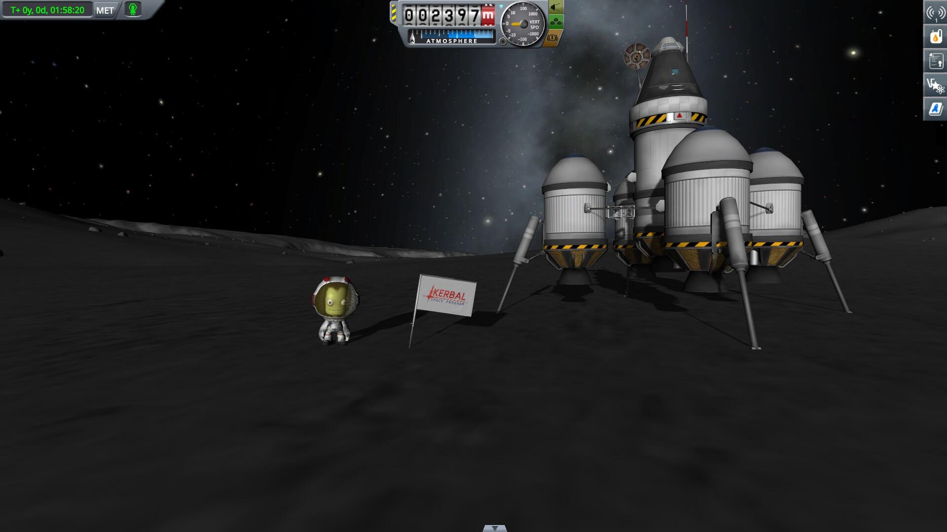 Kerbal space program uzay oyunları