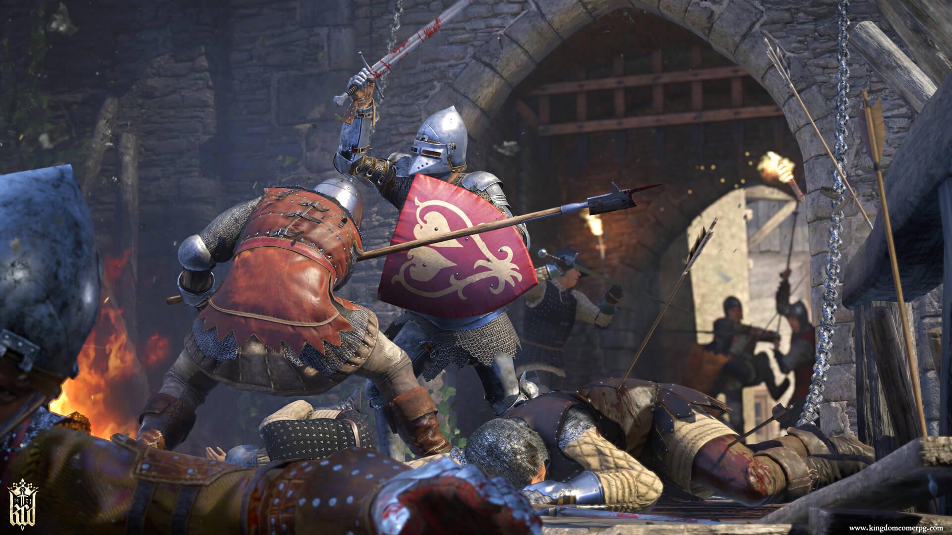 Kingdom Come deliverance oyun early access erken erişim