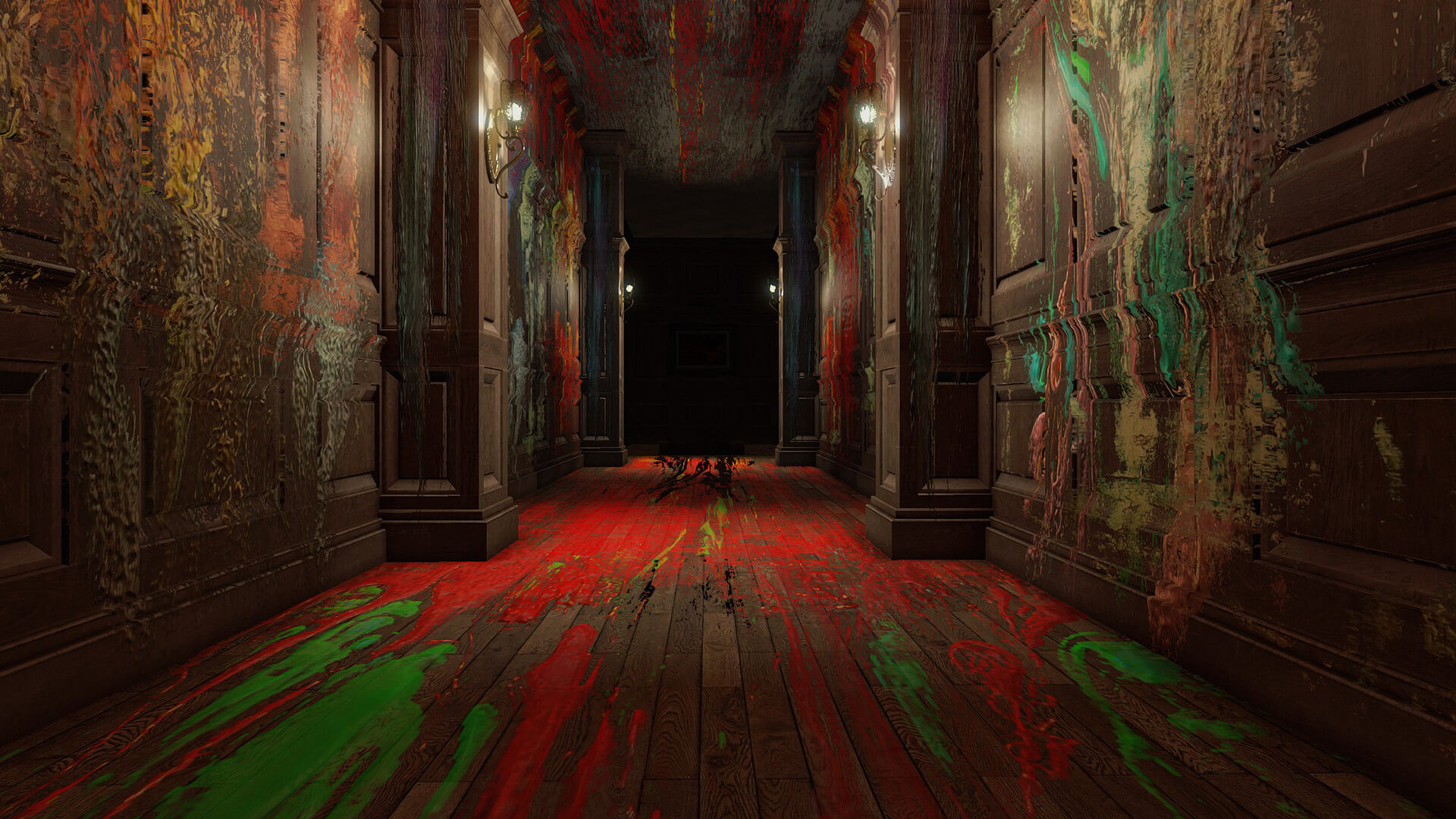 layers of fear hikayesi