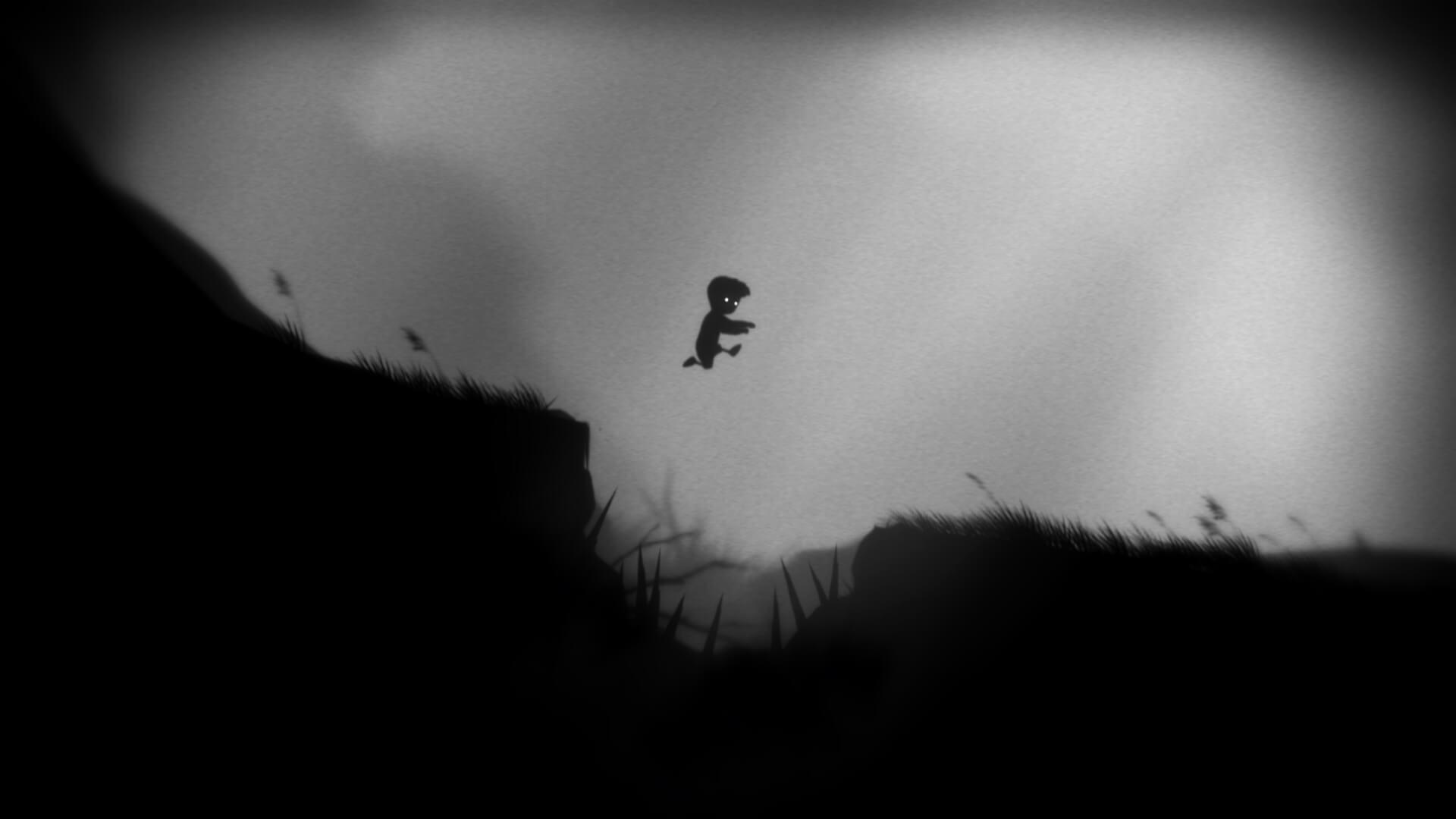 Limbo platform bulmaca oyunu