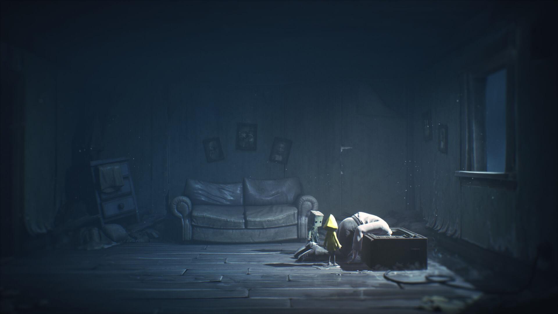 little nightmares 2 oyun hikayesi