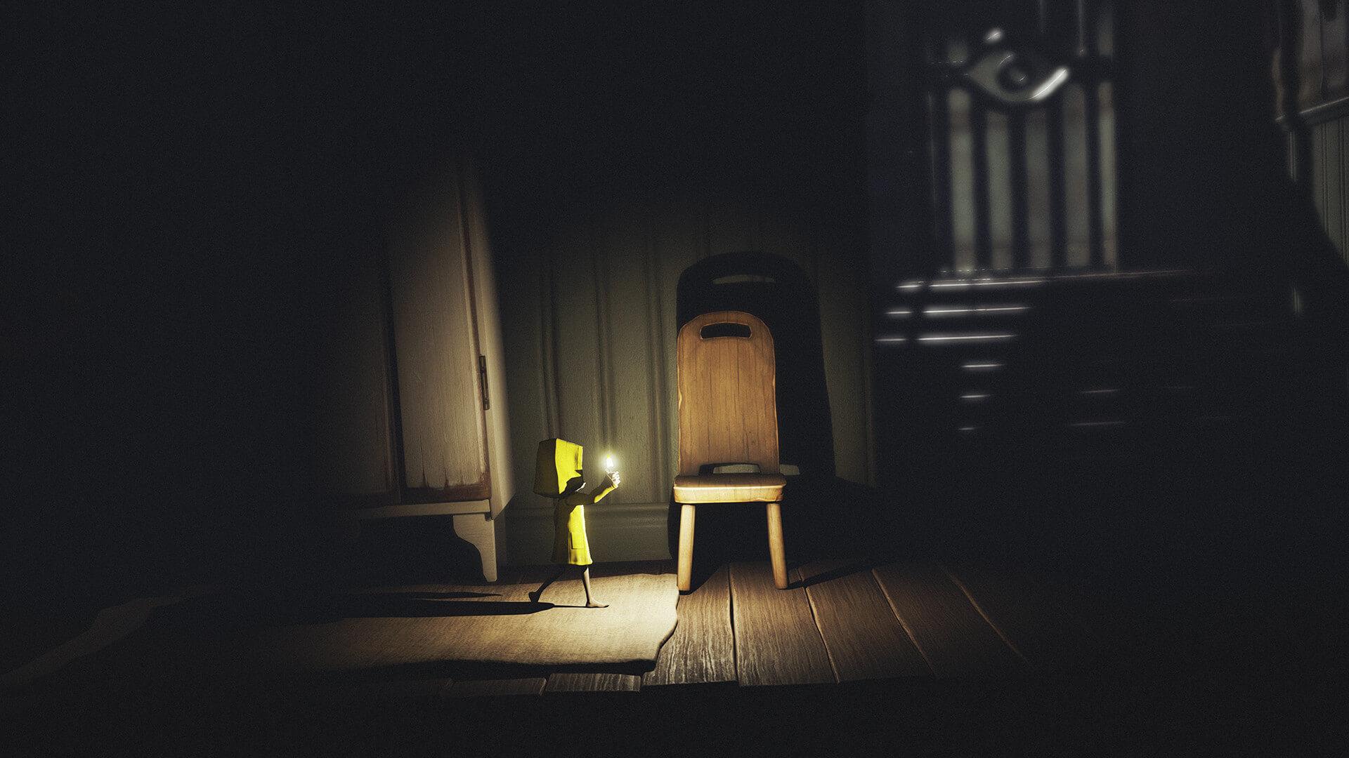 little nightmares oyun hikayesi