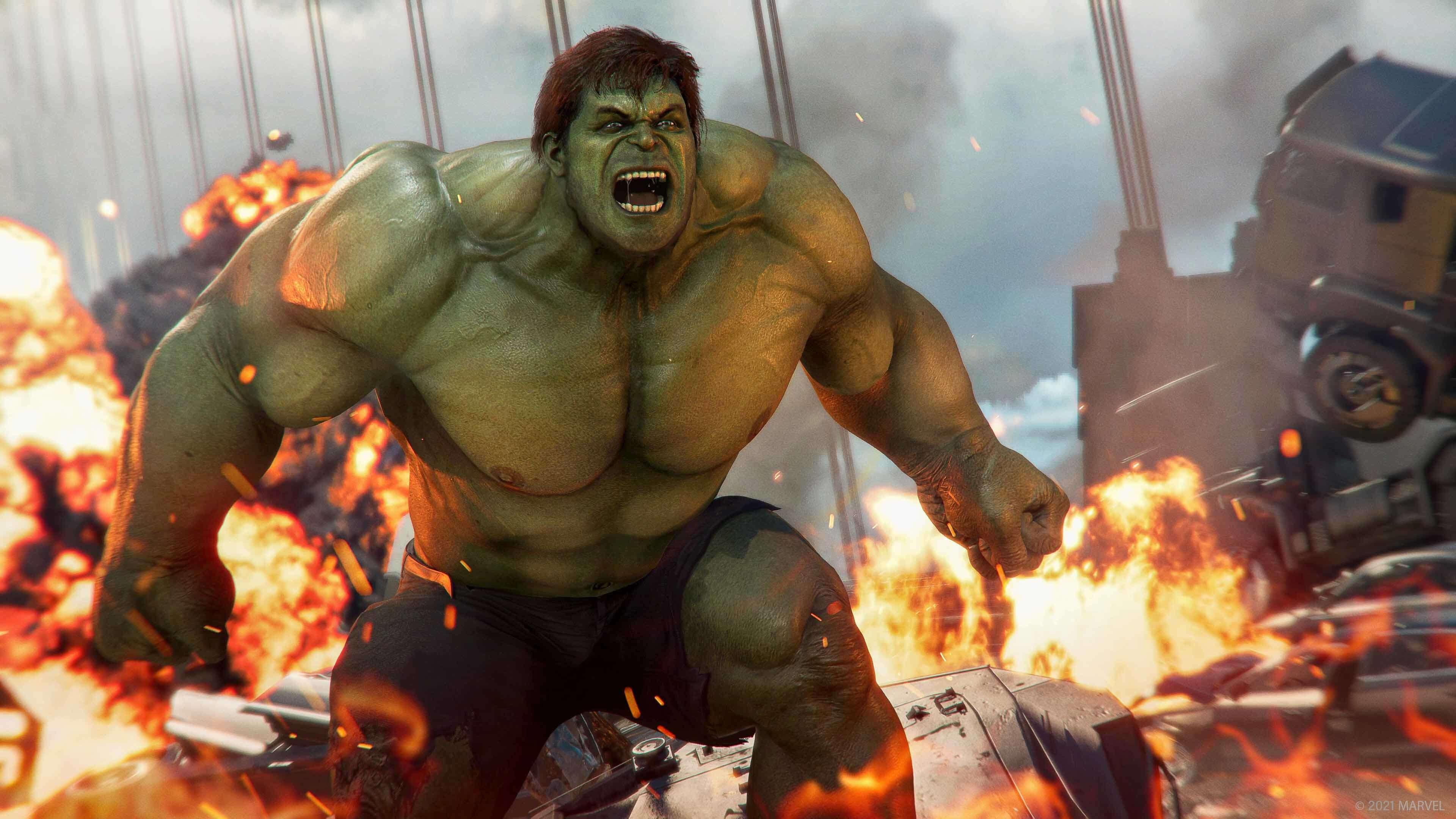 Marvel's avengers oyun steam