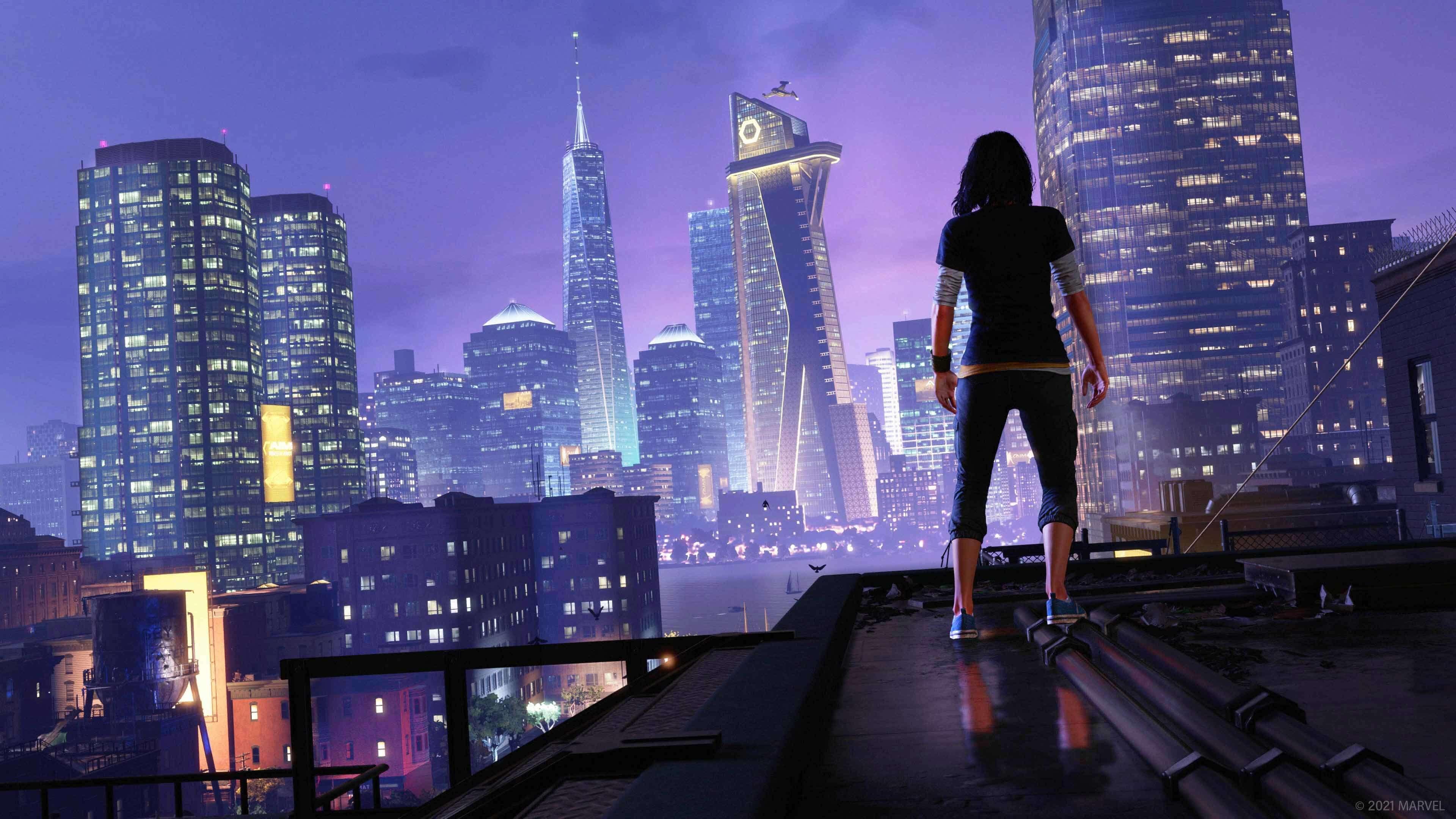 Marvel's avengers steam oyun inceleme süper kahraman oyunu