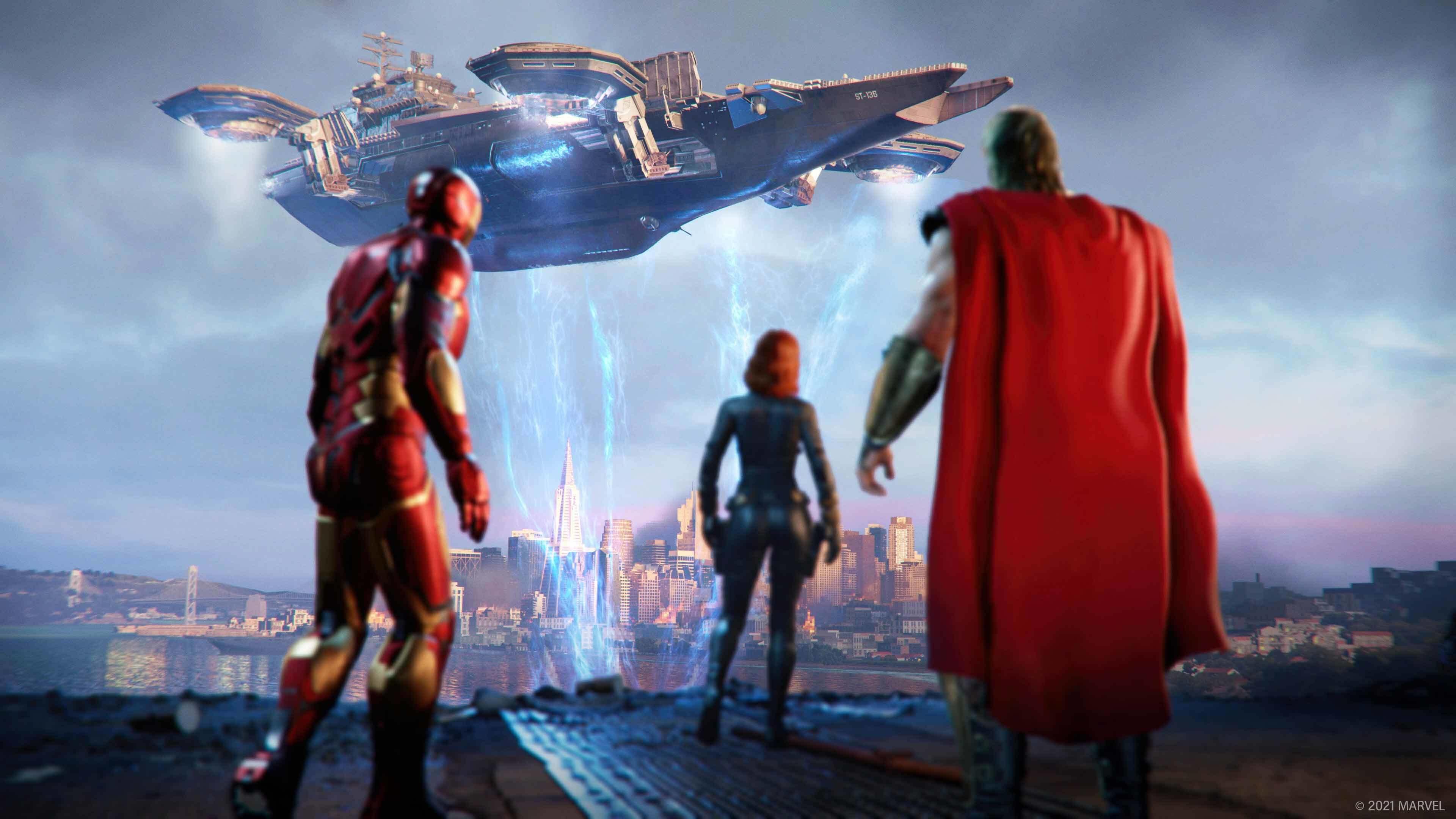 Marvel's Avengers oyun inceleme steam