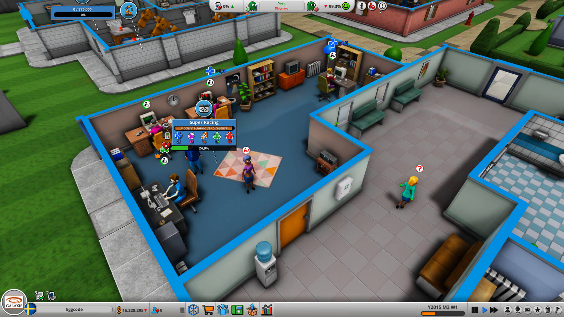 Mad games tycoon oyun inceleme