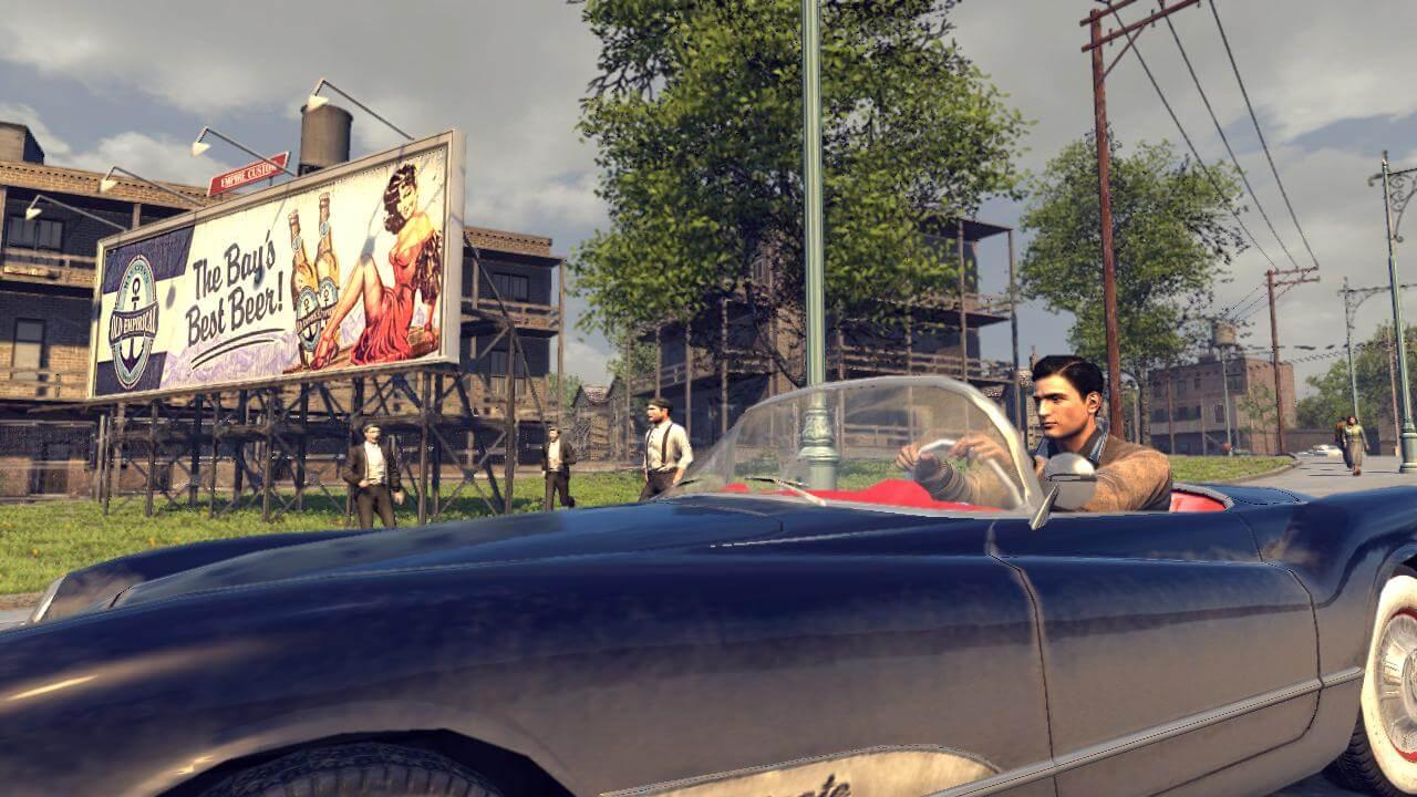 Mafia 2 oyun inceleme