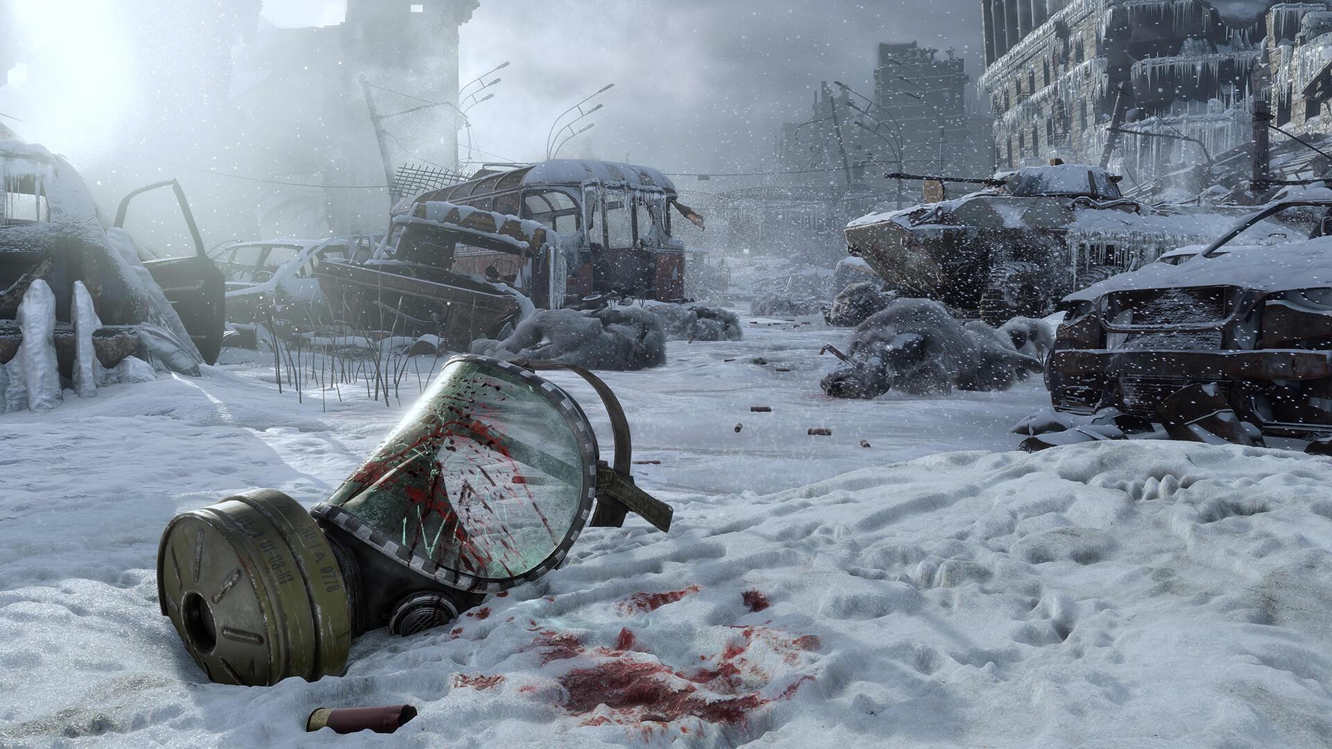 Metro exodus steam oyun