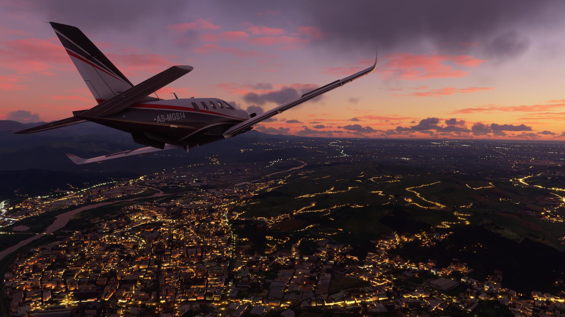 microsoft flight simulator incelemesi