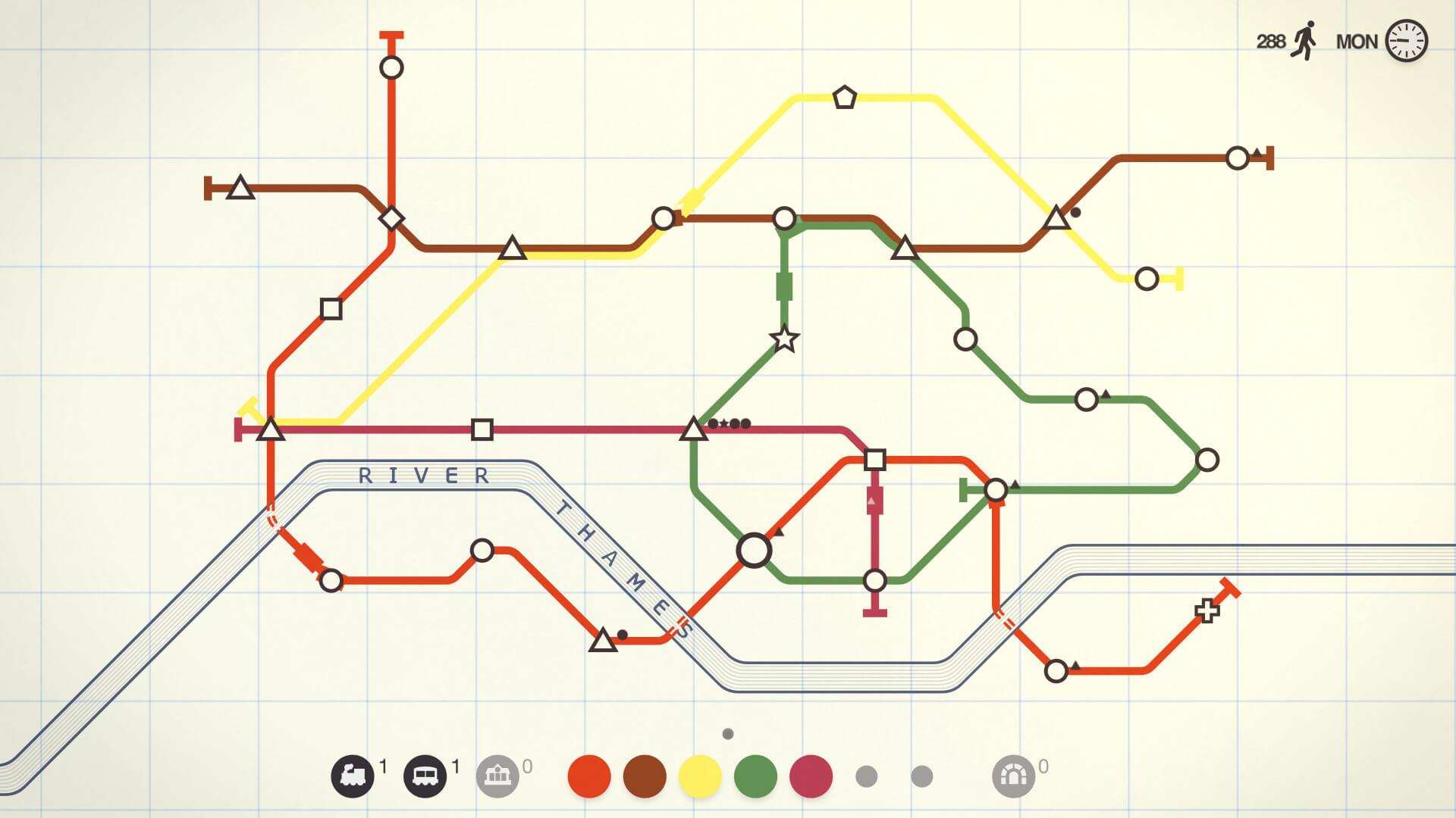 Mini metro oyun steam
