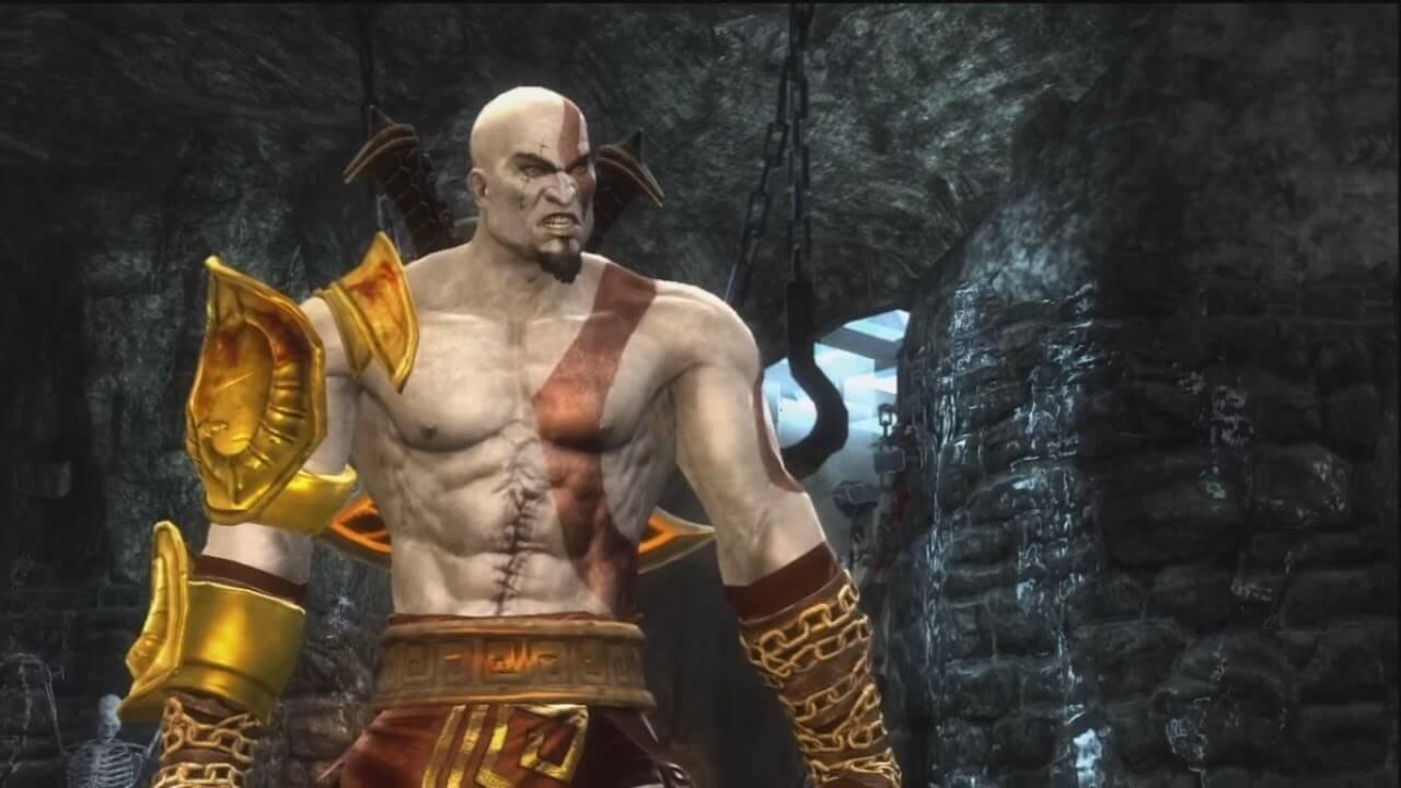 mortal kombat kratos