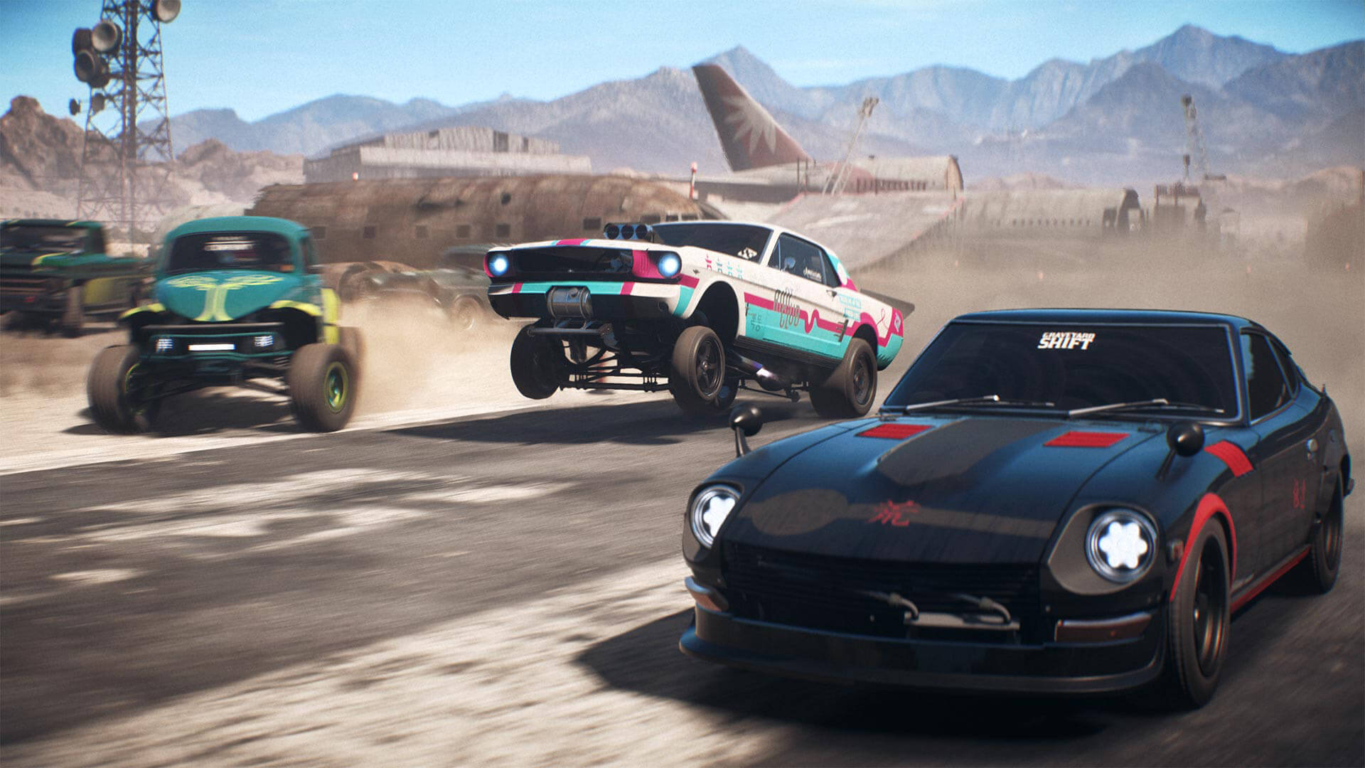 Need for Speed Payback hikayesi